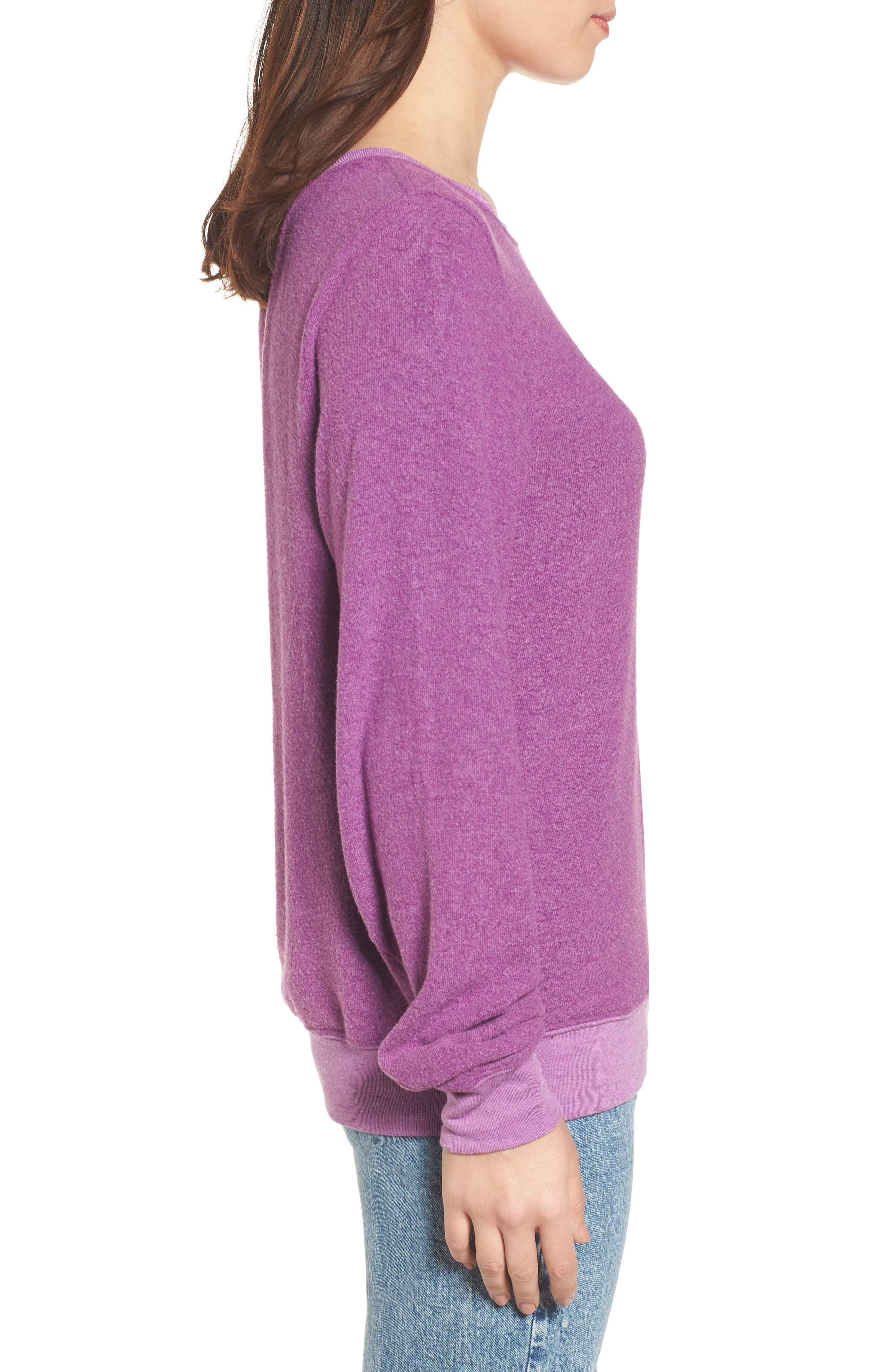 'Baggy Beach Jumper' Pullover,                             Alternate thumbnail 97, color,