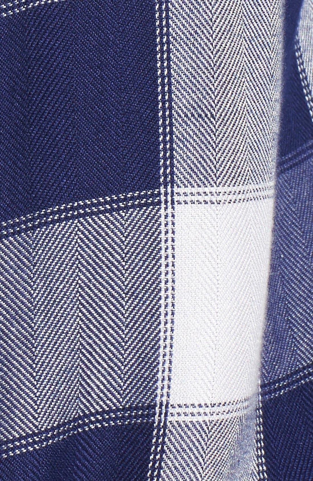 Hunter Plaid Shirt,                             Alternate thumbnail 654, color,