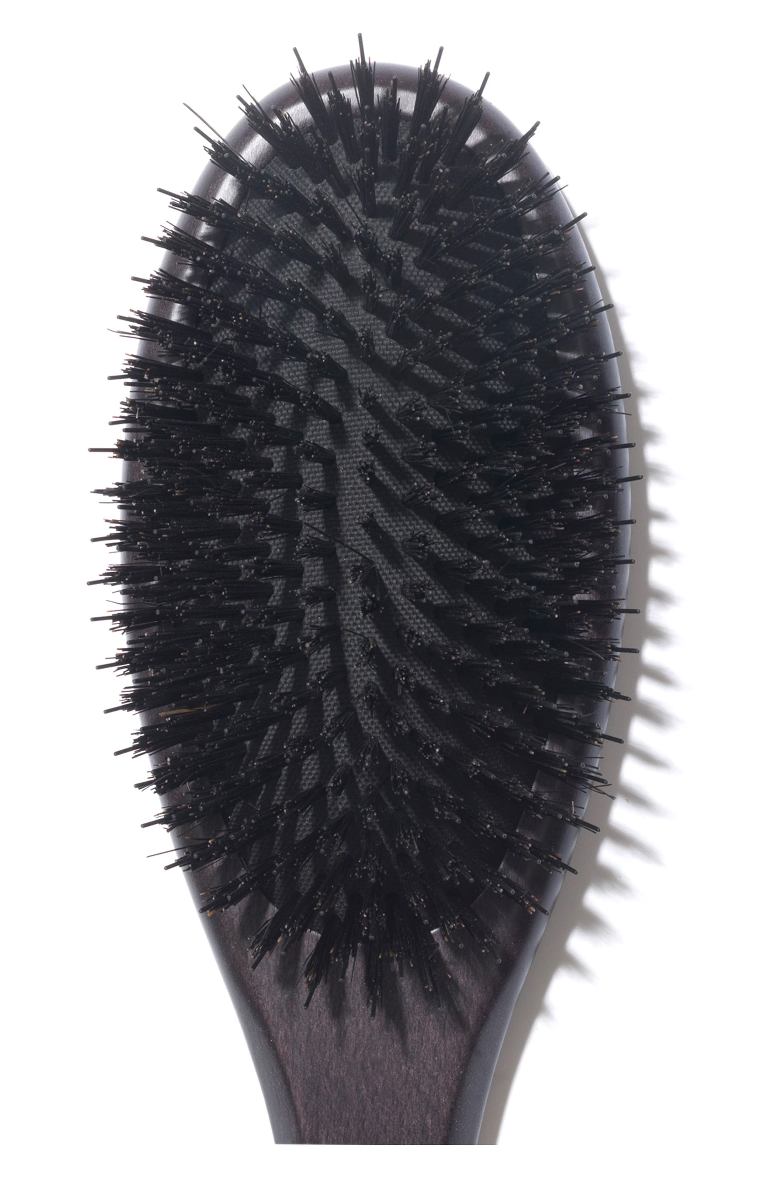 SPACE.NK.apothecary Oribe Flat Brush,                             Alternate thumbnail 3, color,                             NO COLOR