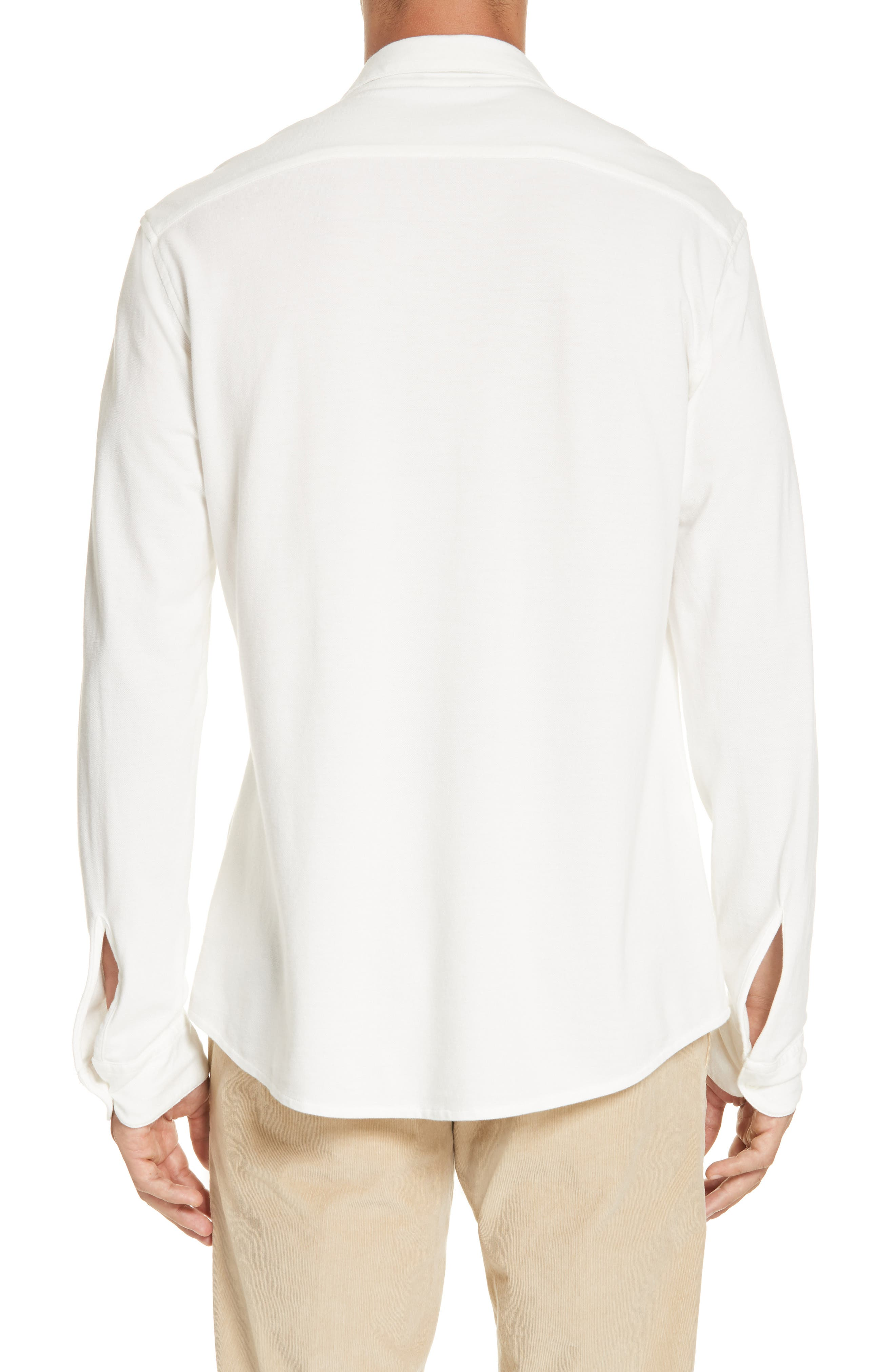 Coppi Tamiso Sport Shirt,                             Alternate thumbnail 2, color,                             WHITE