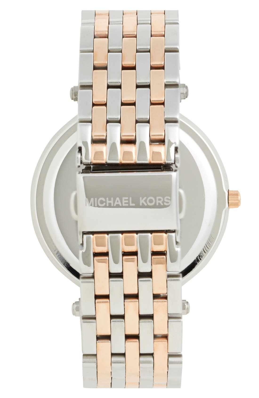 'Darci' Round Bracelet Watch, 39mm,                             Alternate thumbnail 45, color,