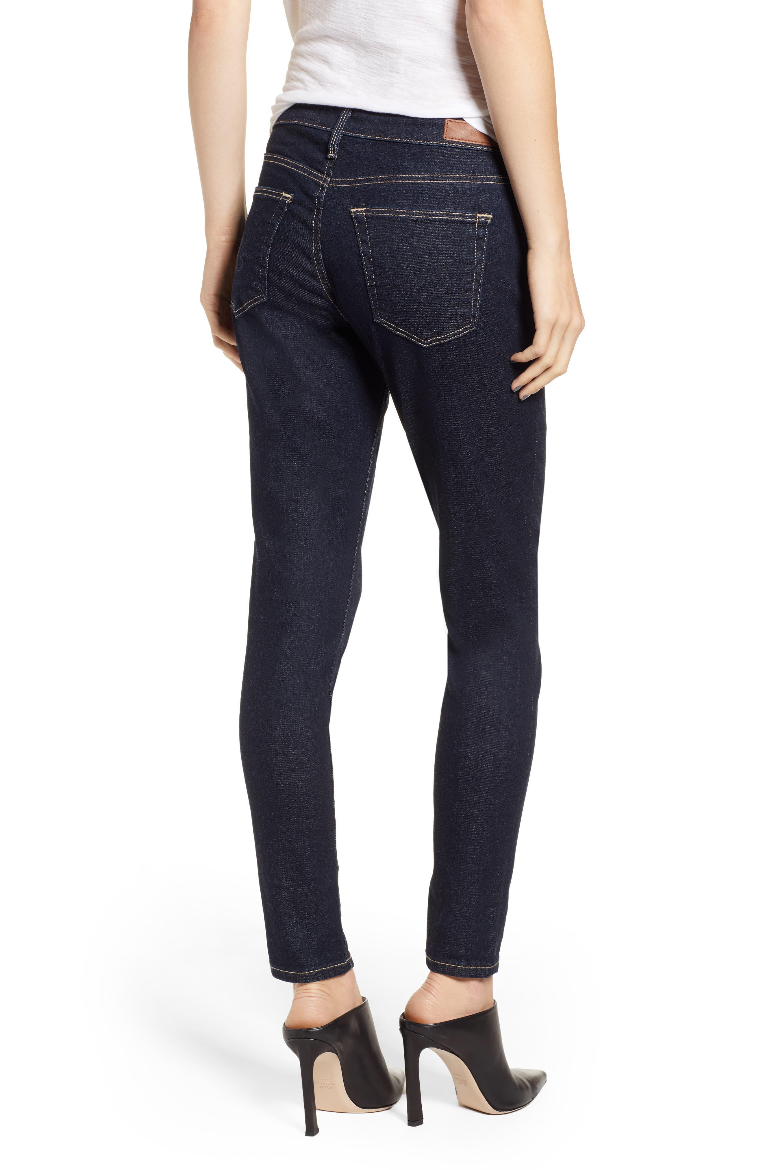 The Legging Ankle Super Skinny Jeans,                             Alternate thumbnail 18, color,