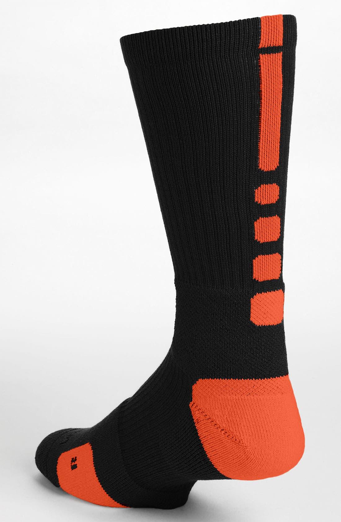'Elite Basketball' Crew Socks,                             Alternate thumbnail 36, color,