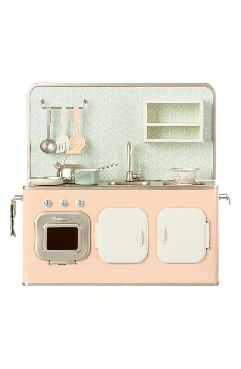 8 piece dollhouse kitchen set - Dollhouse Kitchen