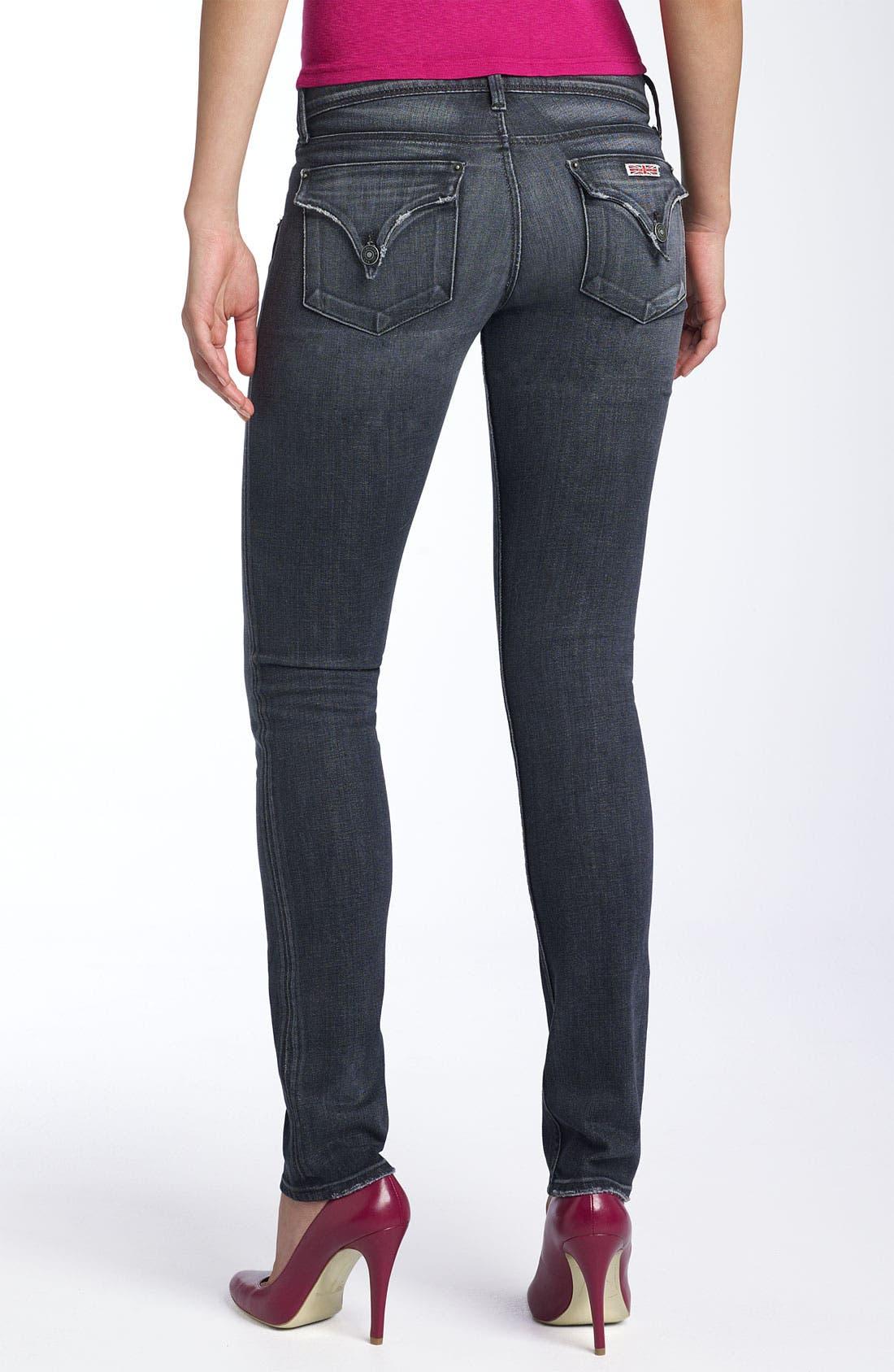 'Collin' Skinny Jeans,                             Alternate thumbnail 2, color,                             017