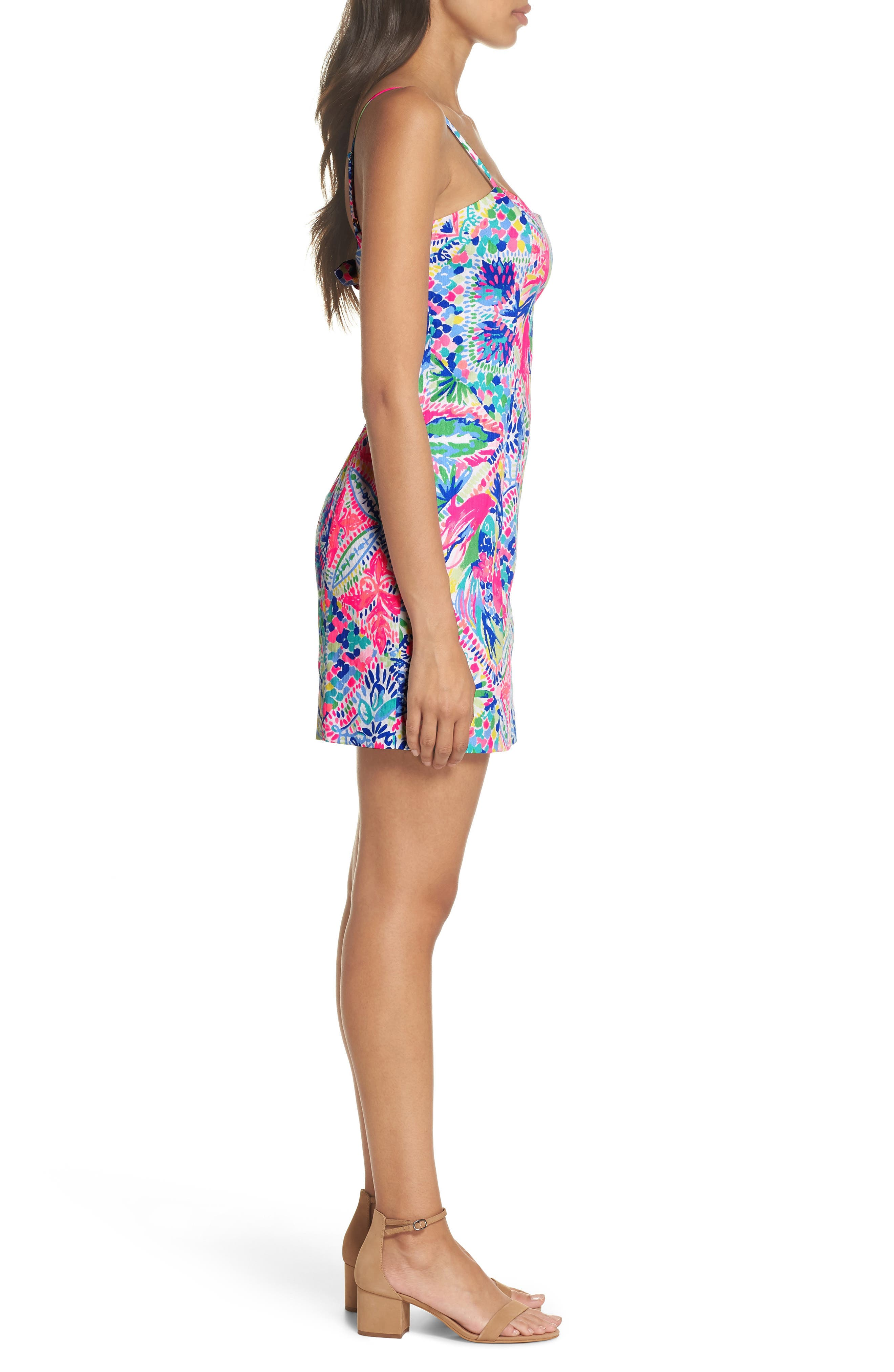 LILLY PULITZER<SUP>®</SUP>,                             Shelli Sundress,                             Alternate thumbnail 3, color,                             660