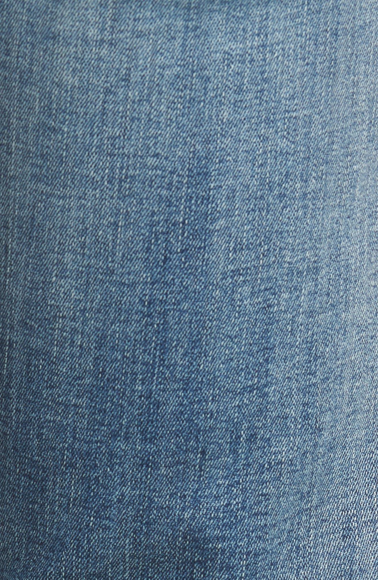 Stanton Straight Leg Jeans,                             Alternate thumbnail 5, color,                             COLD ONE