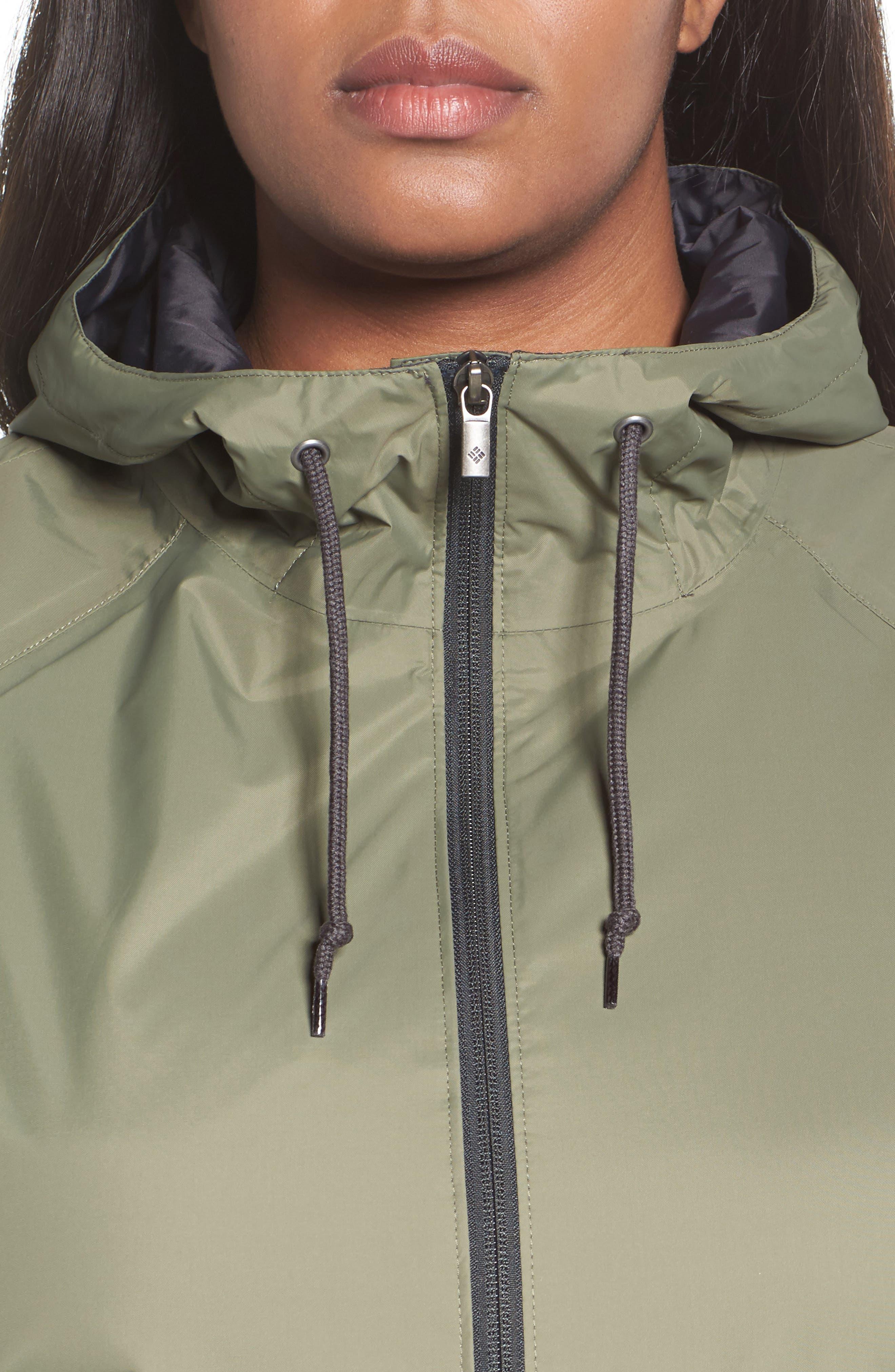 'Arcadia' Hooded Waterproof Casual Jacket,                             Alternate thumbnail 33, color,