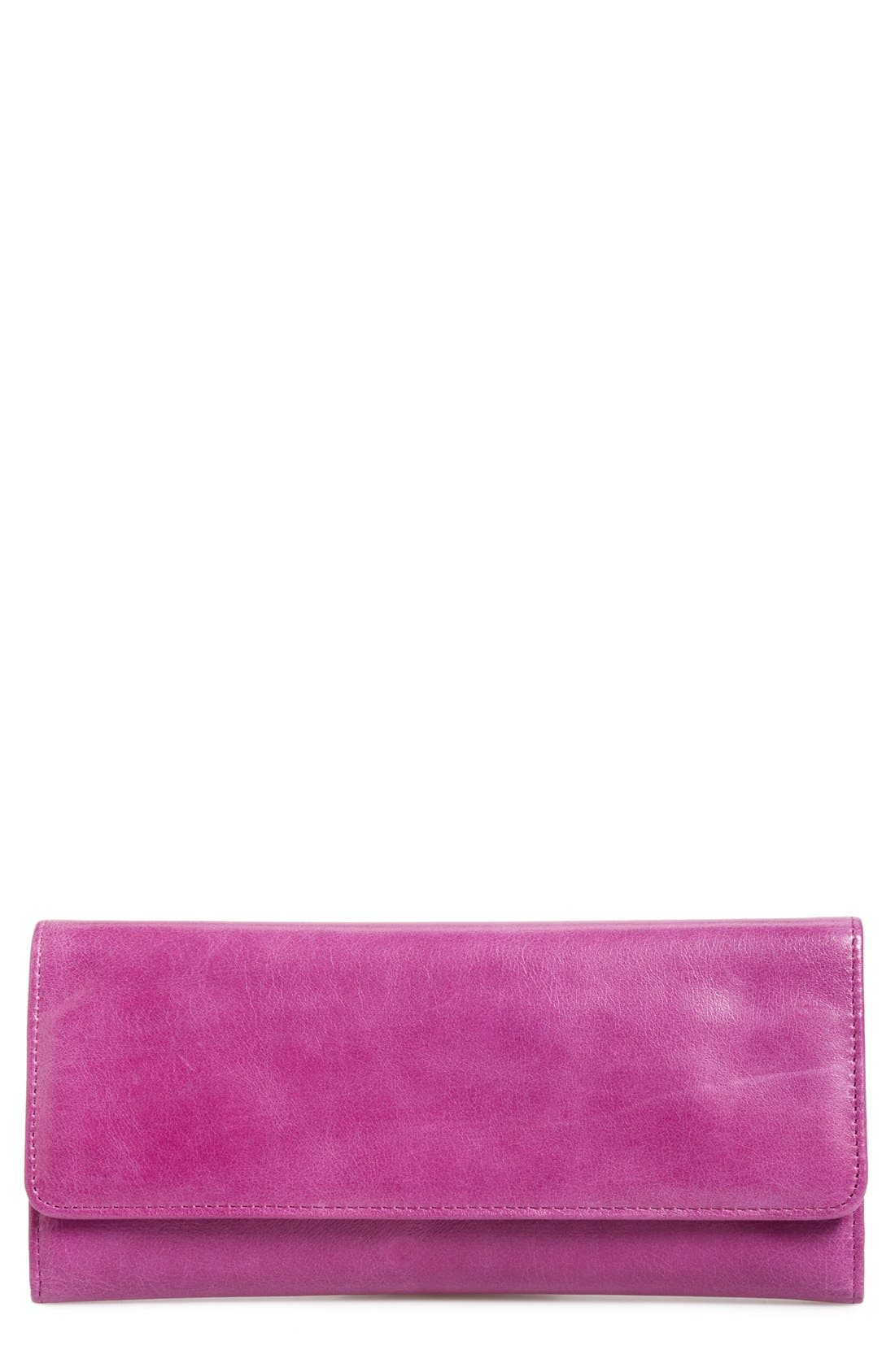 'Sadie' Leather Wallet,                             Main thumbnail 64, color,
