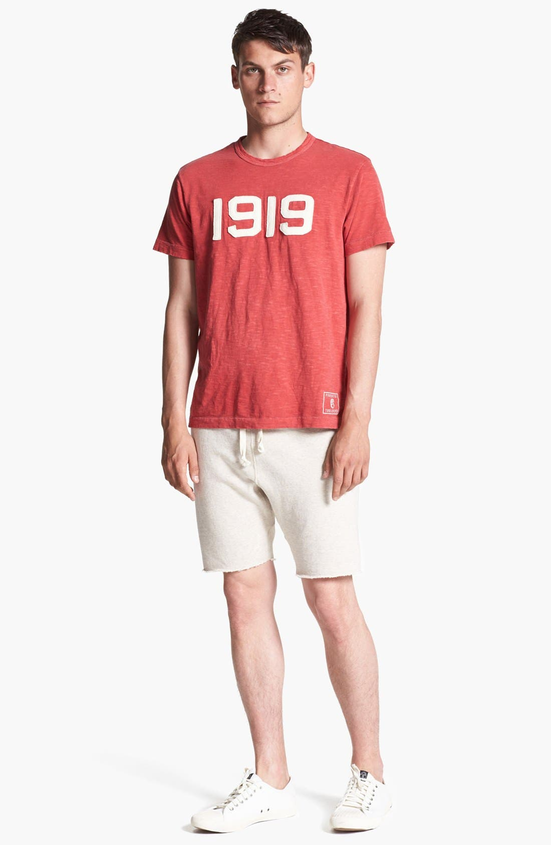 Knit Cotton Shorts,                             Alternate thumbnail 11, color,