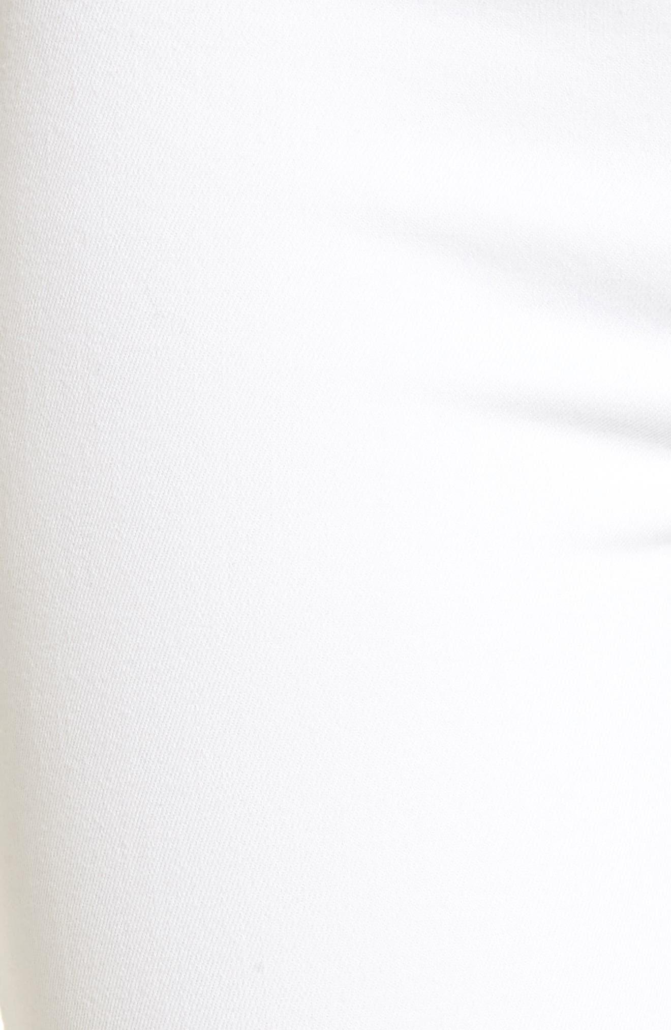 Margaux Instasculpt Ankle Skinny Jeans,                             Alternate thumbnail 6, color,                             100