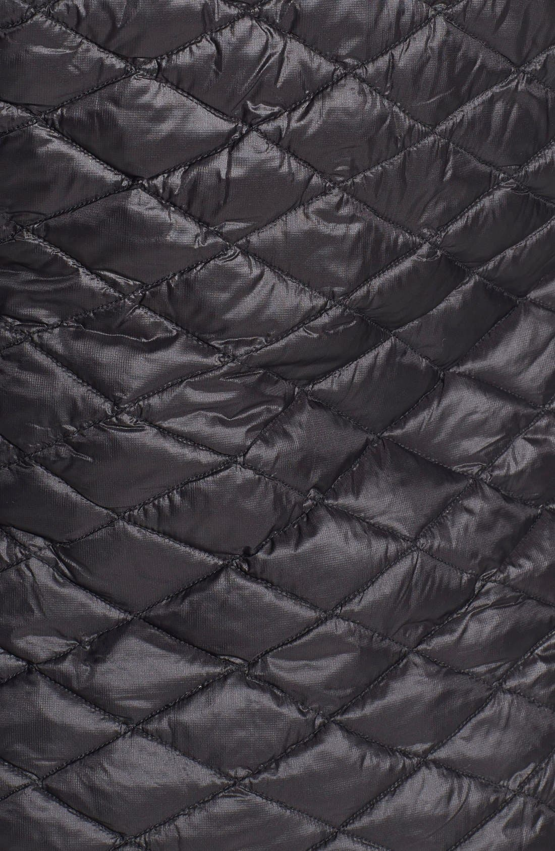 'Glacier Shield' FauxFurTrimHoodedJacket,                             Alternate thumbnail 2, color,                             001