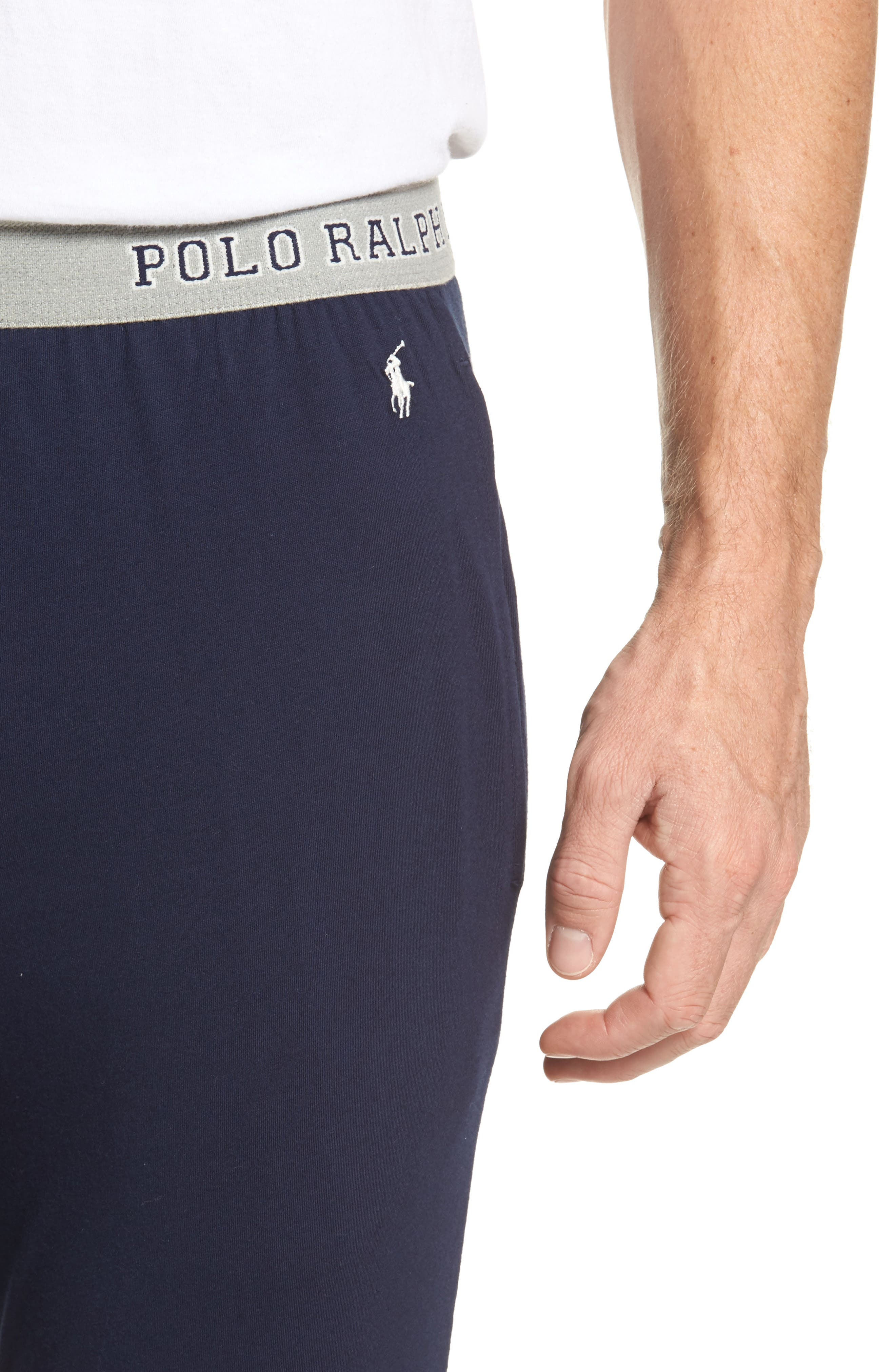 Cotton Jogger Lounge Pants,                             Alternate thumbnail 11, color,