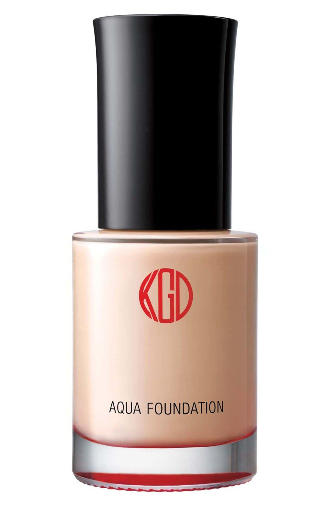 Aqua Foundation,                         Main,                         color,