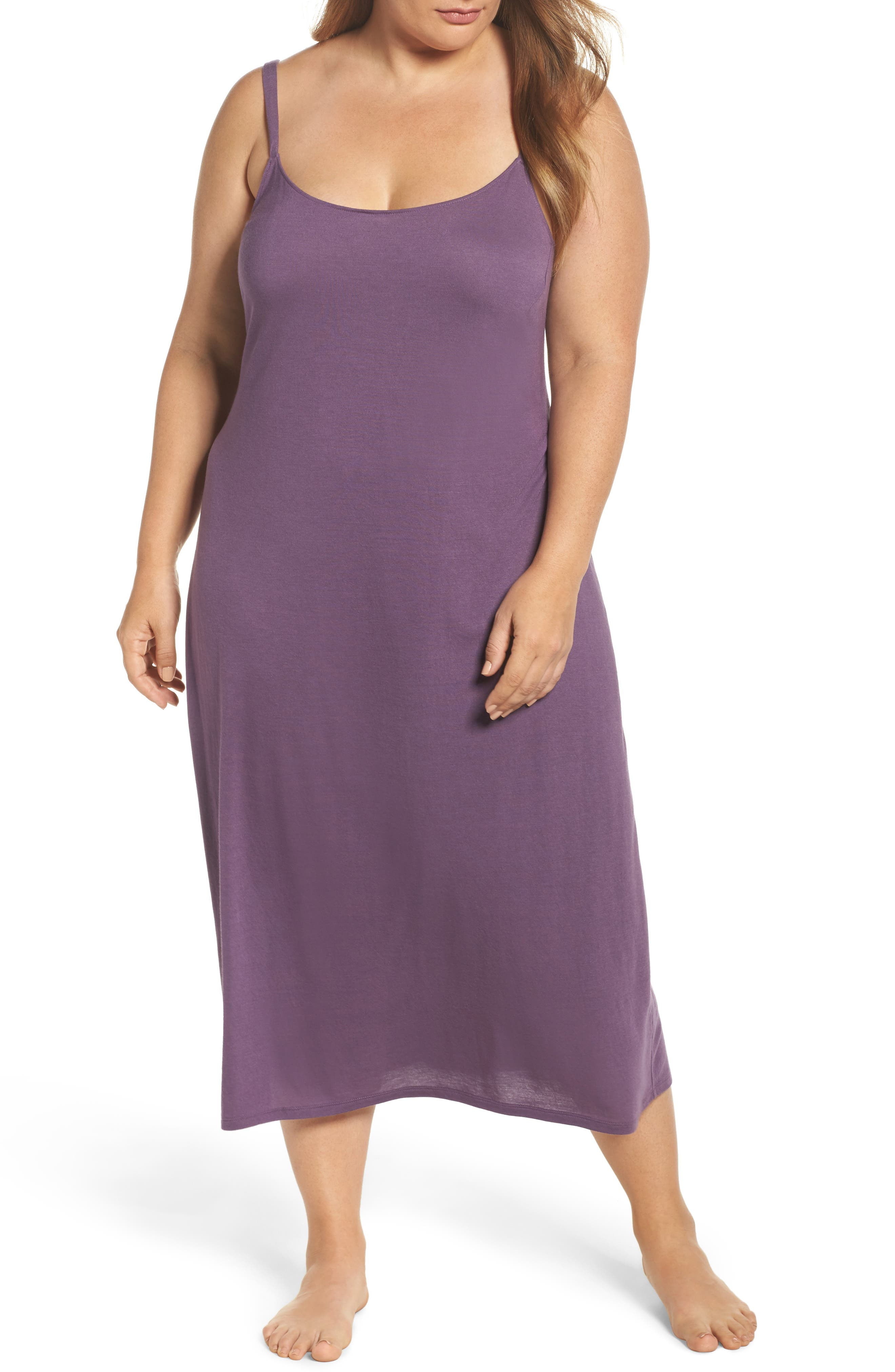 'Shangri La' Nightgown,                         Main,                         color, 520