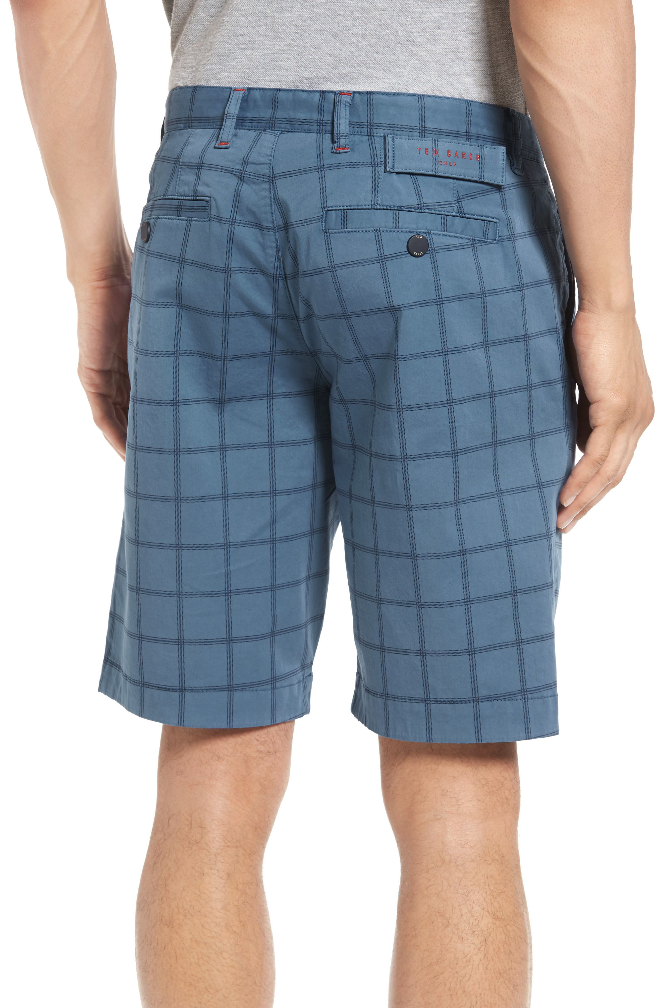 Golfshr Print Golf Shorts,                             Alternate thumbnail 5, color,