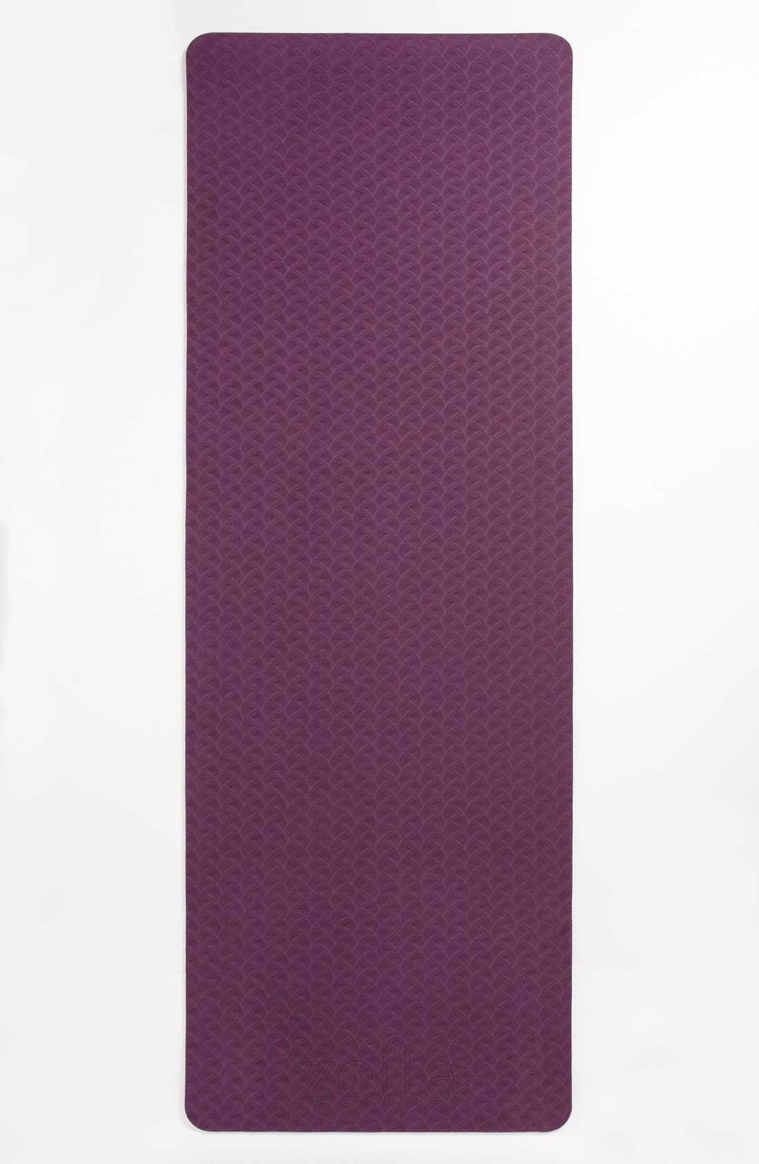 Yoga Mat with Tote & Strap Carrier,                             Alternate thumbnail 2, color,                             650