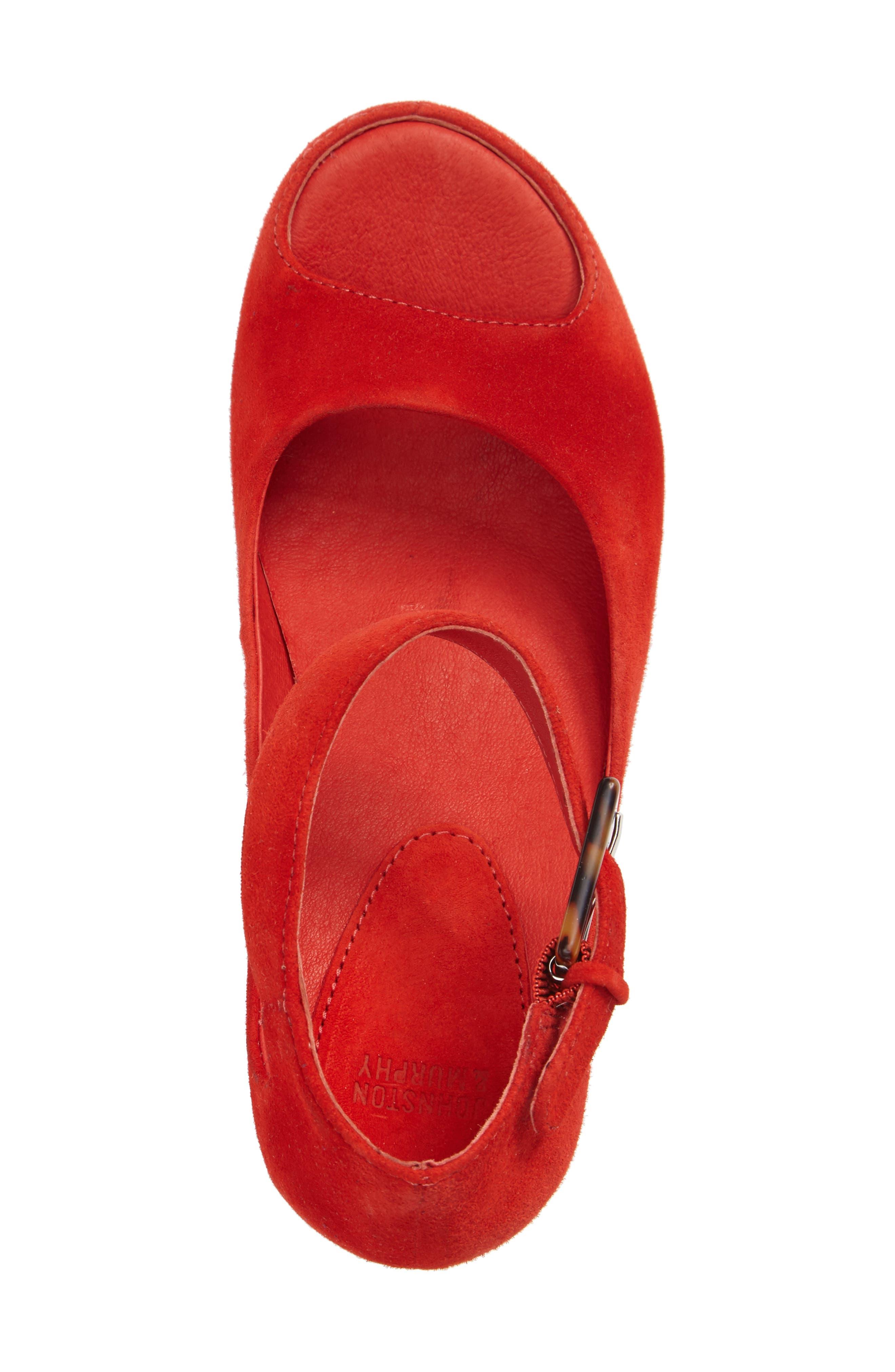 'Tricia' Ankle Strap Sandal,                             Alternate thumbnail 30, color,
