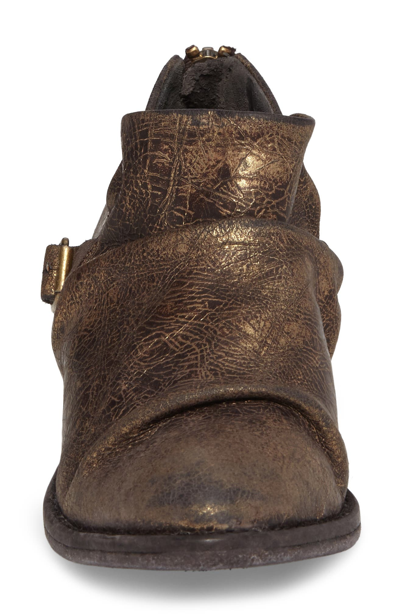 Wills Ruched Bootie,                             Alternate thumbnail 11, color,