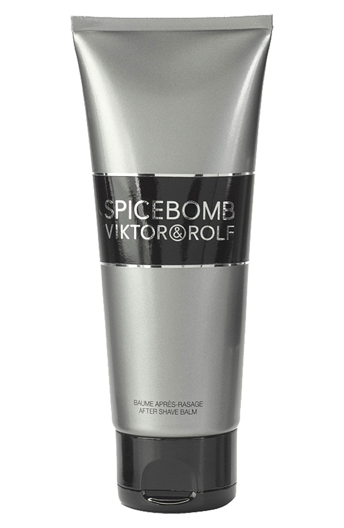 Viktor&Rolf Spicebomb After-Shave Balm,                             Main thumbnail 1, color,                             NO COLOR