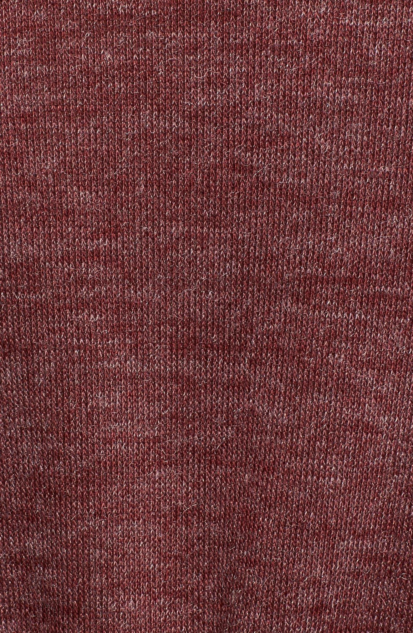 Cowl Neck Dress,                             Alternate thumbnail 5, color,                             930