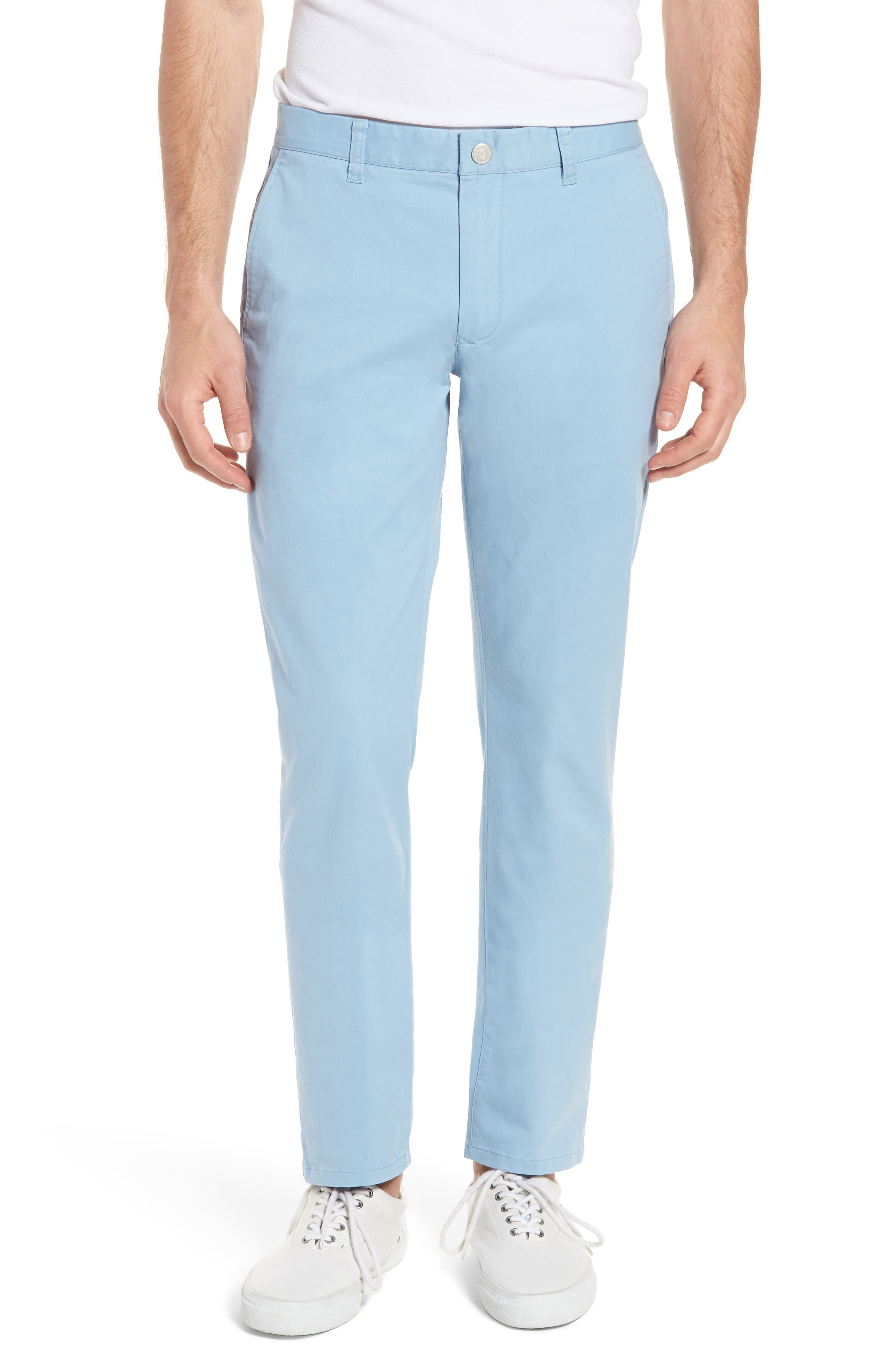 Tailored Fit Washed Stretch Cotton Chinos,                             Main thumbnail 12, color,