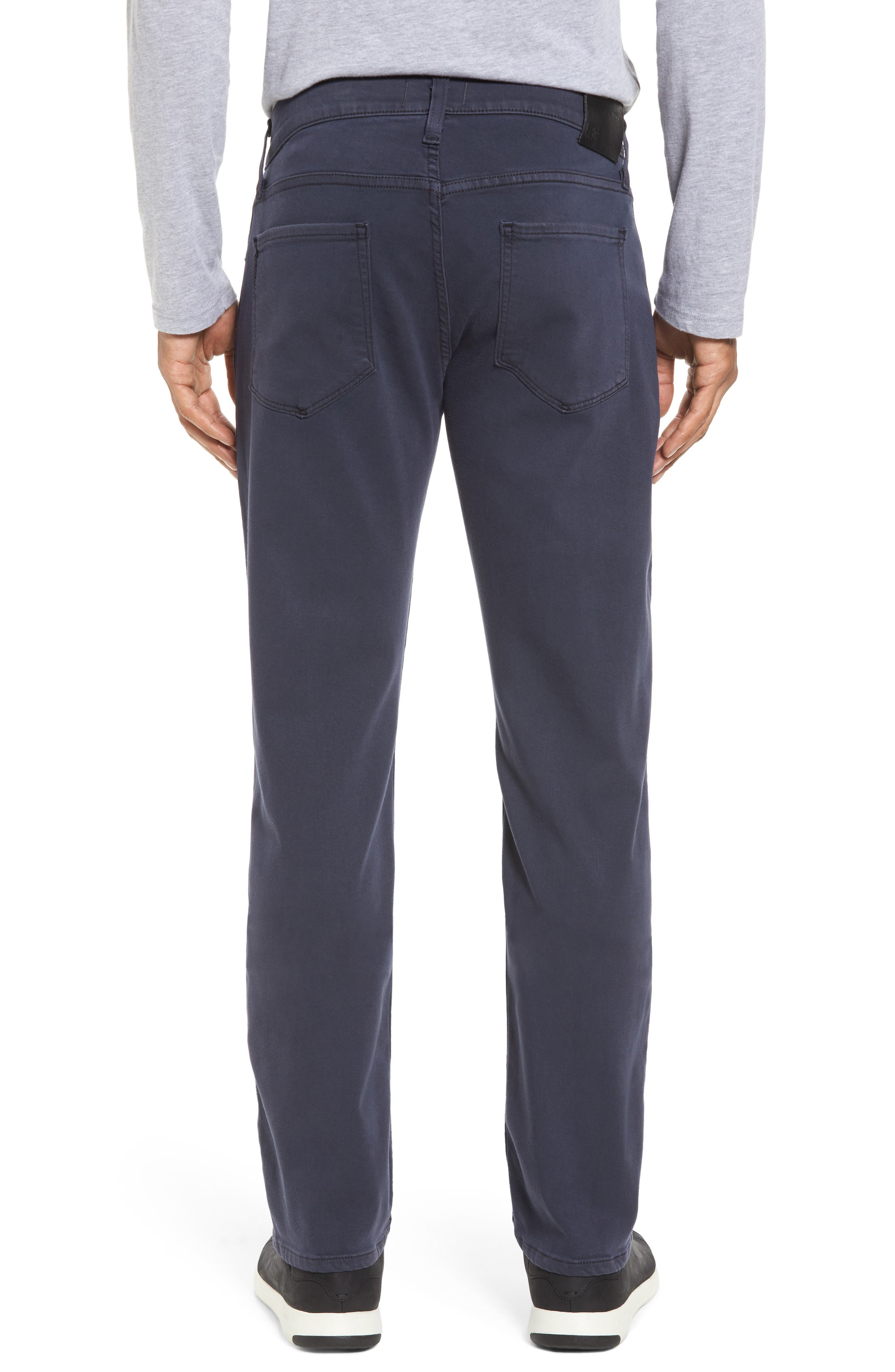 Transcend - Federal Slim Straight Leg Jeans,                             Alternate thumbnail 2, color,                             400