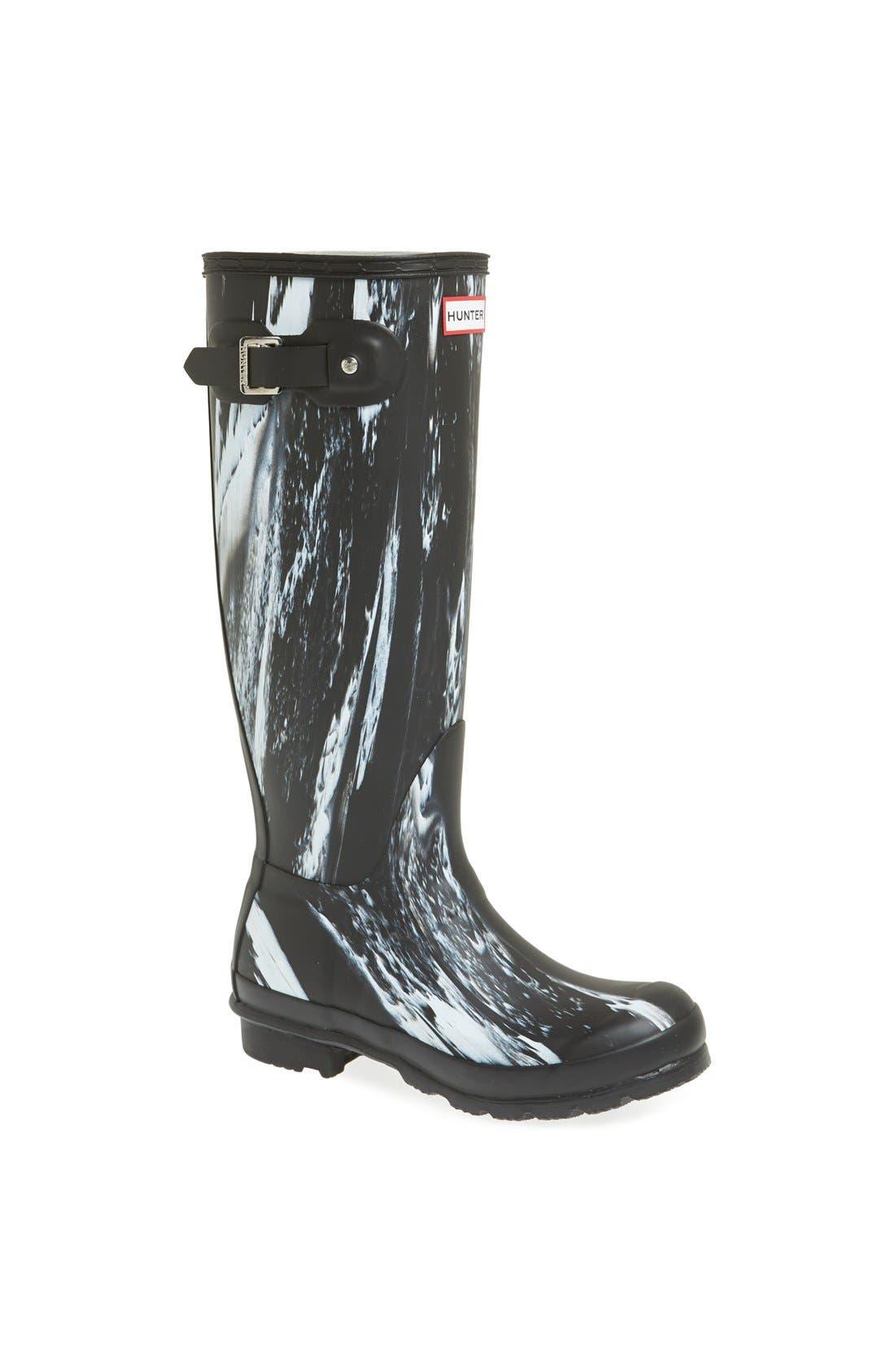 'Original - Nightfall' Rain Boot, Main, color, 010