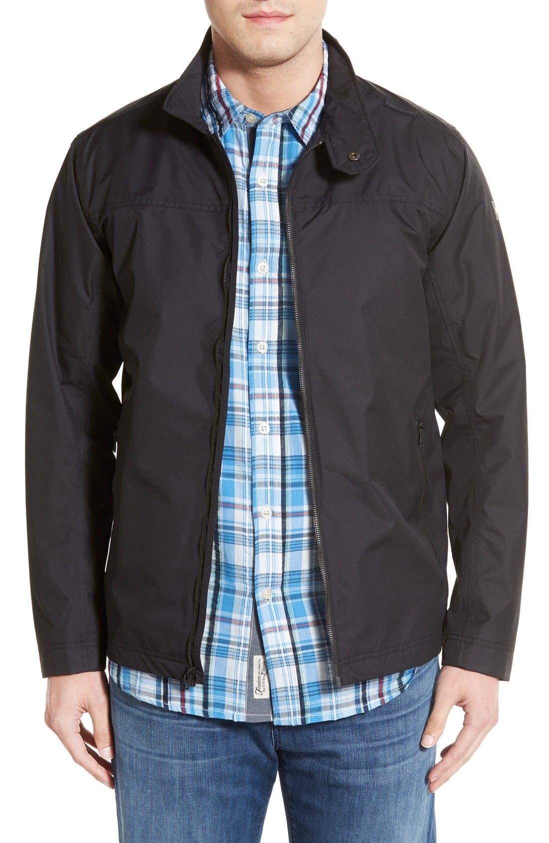 HELLY HANSEN 'Derry' Waterproof Jacket, Main, color, 009