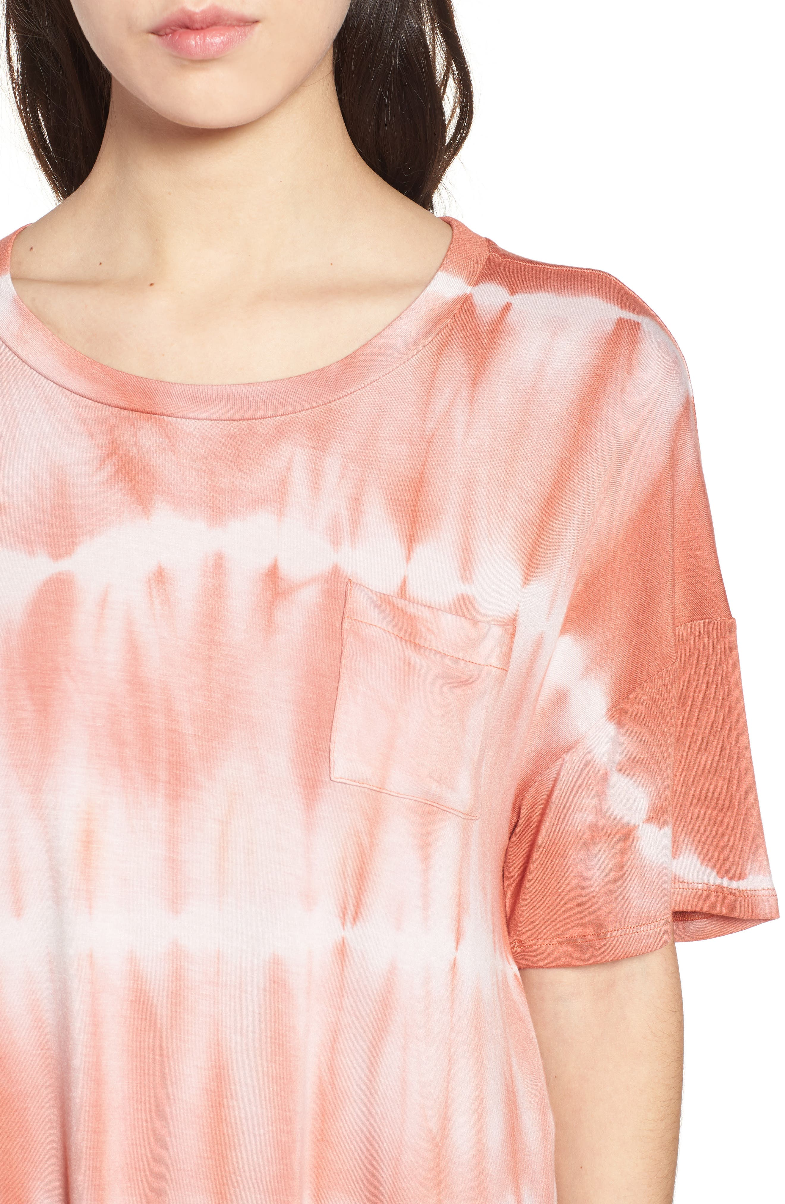 Tie Dye Tee,                             Alternate thumbnail 9, color,