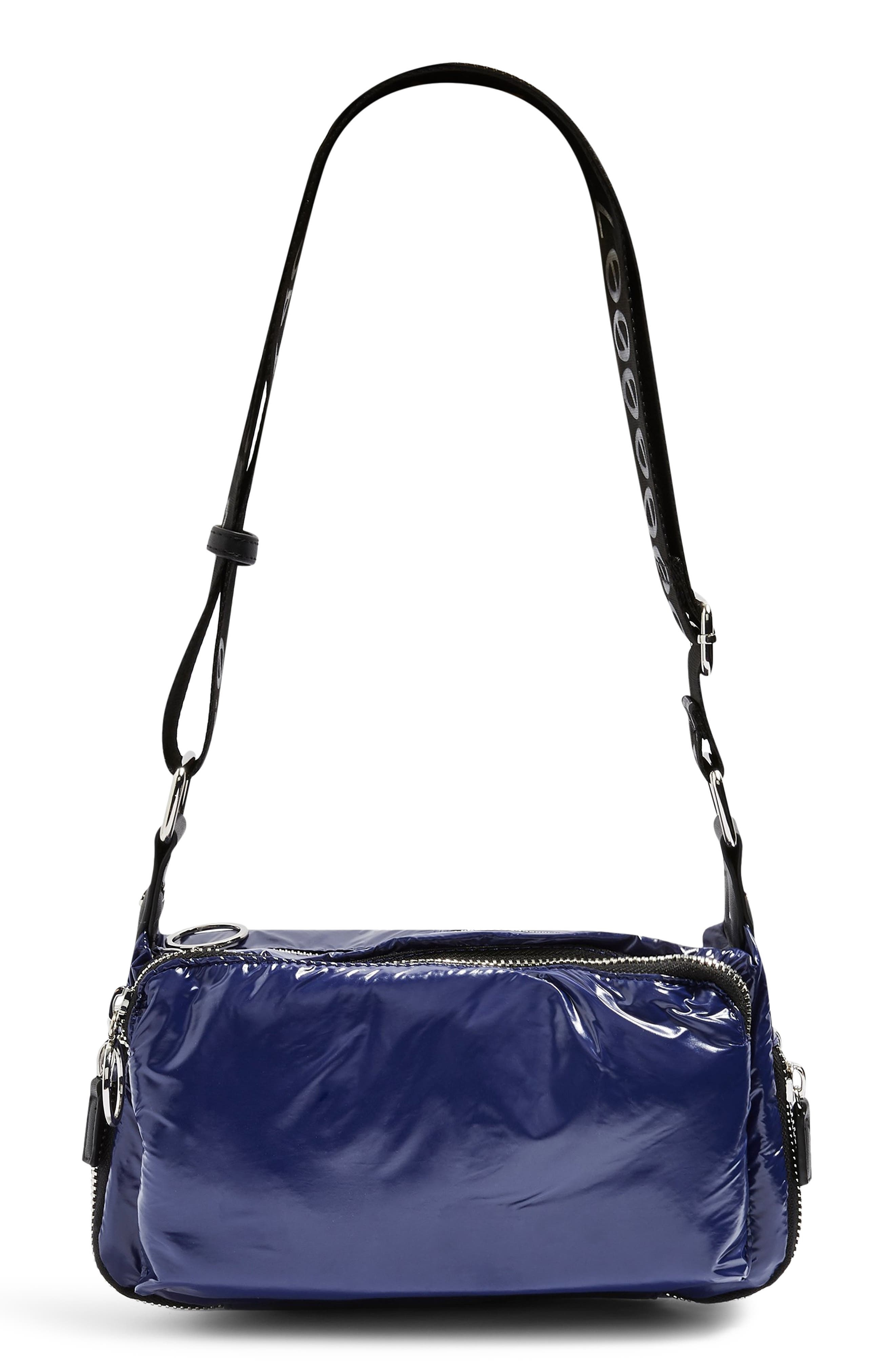 TOPSHOP Tokyo Shoulder Bag, Main, color, 430
