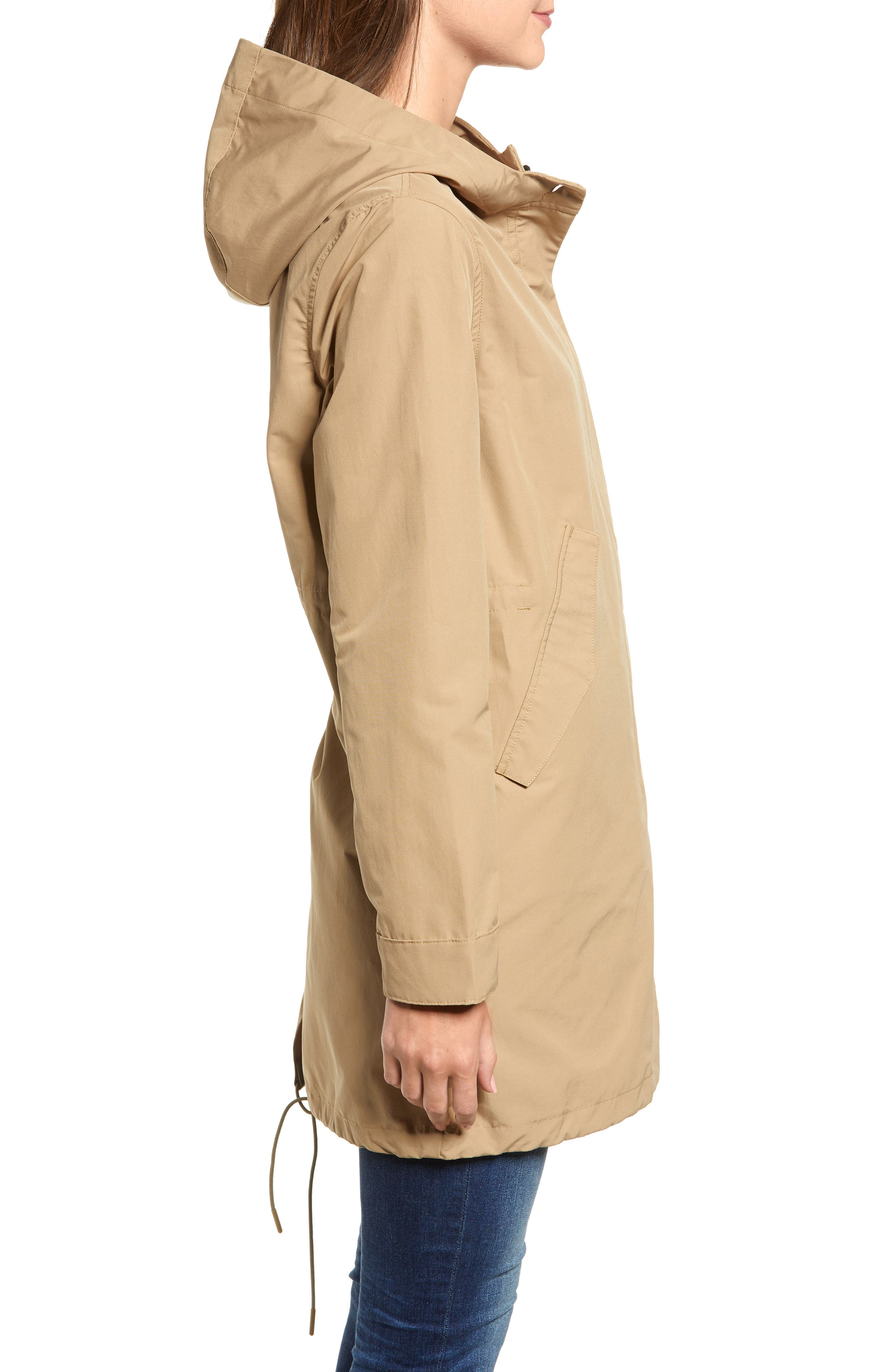 Fishtail Hooded Parka,                             Alternate thumbnail 3, color,                             250