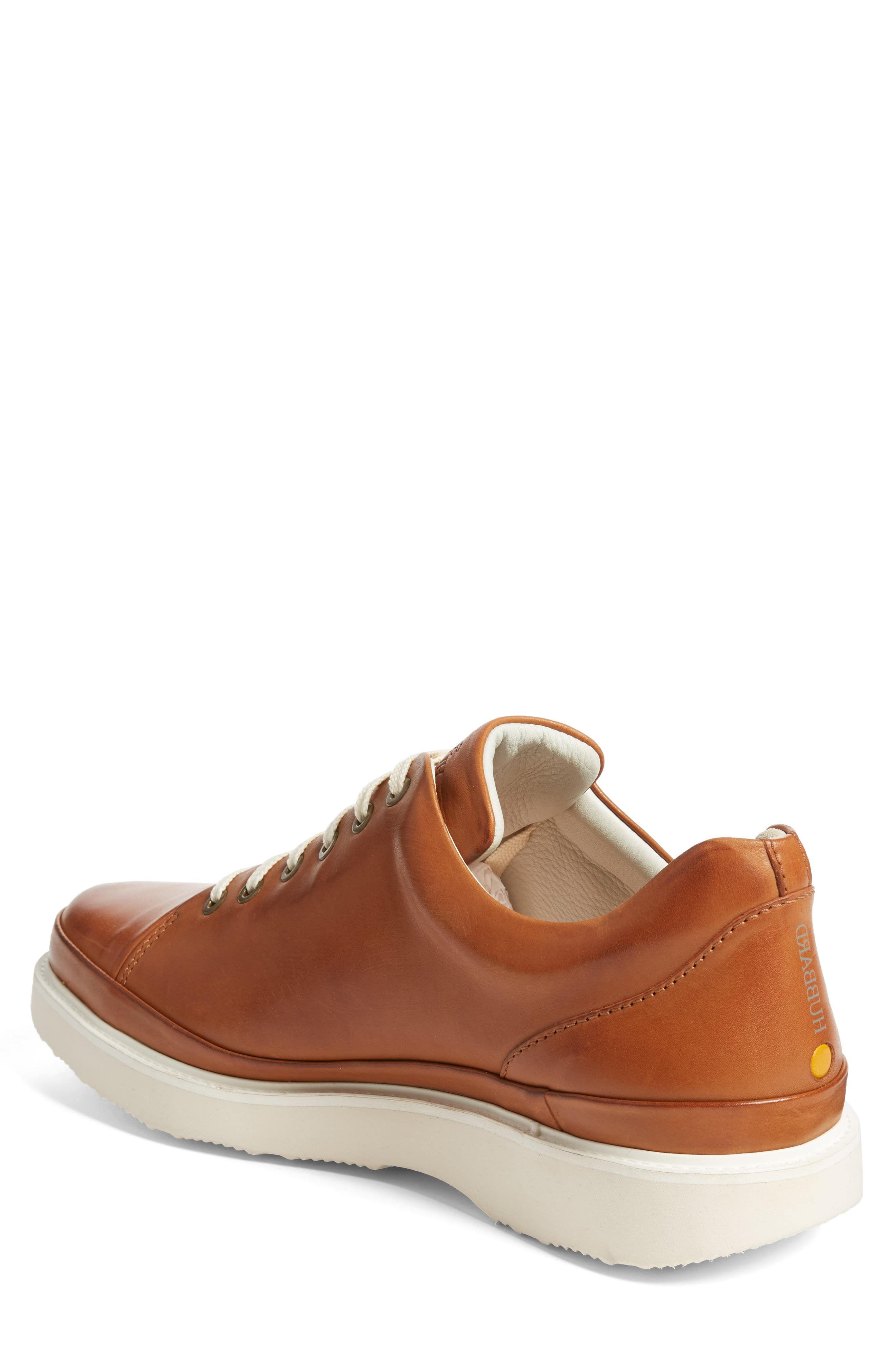 Sneaker,                             Alternate thumbnail 2, color,                             BURNISHED TAN