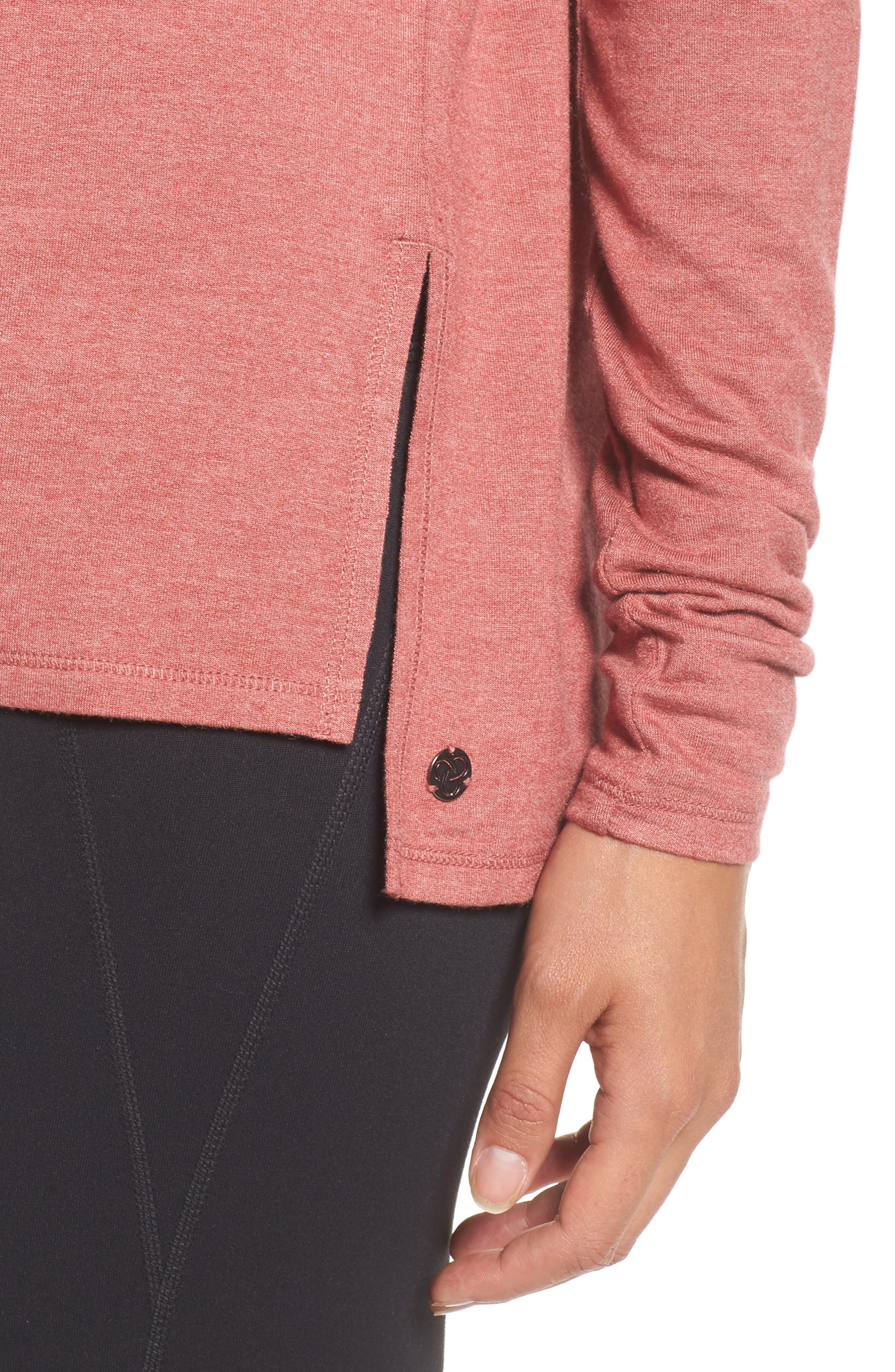 She's Cute Terry Pullover,                             Alternate thumbnail 15, color,