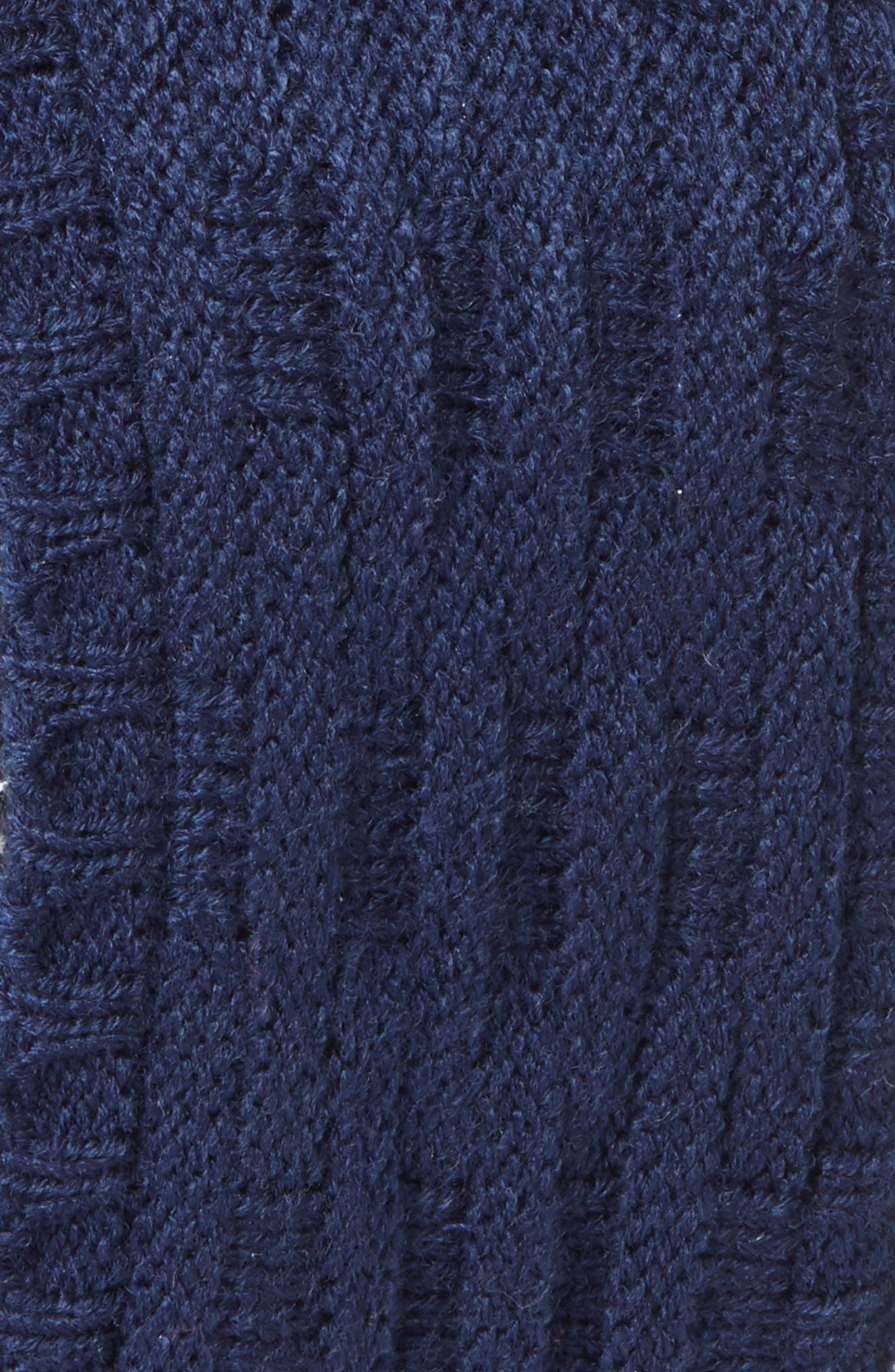 Cross Cable Knit Headband,                             Alternate thumbnail 18, color,