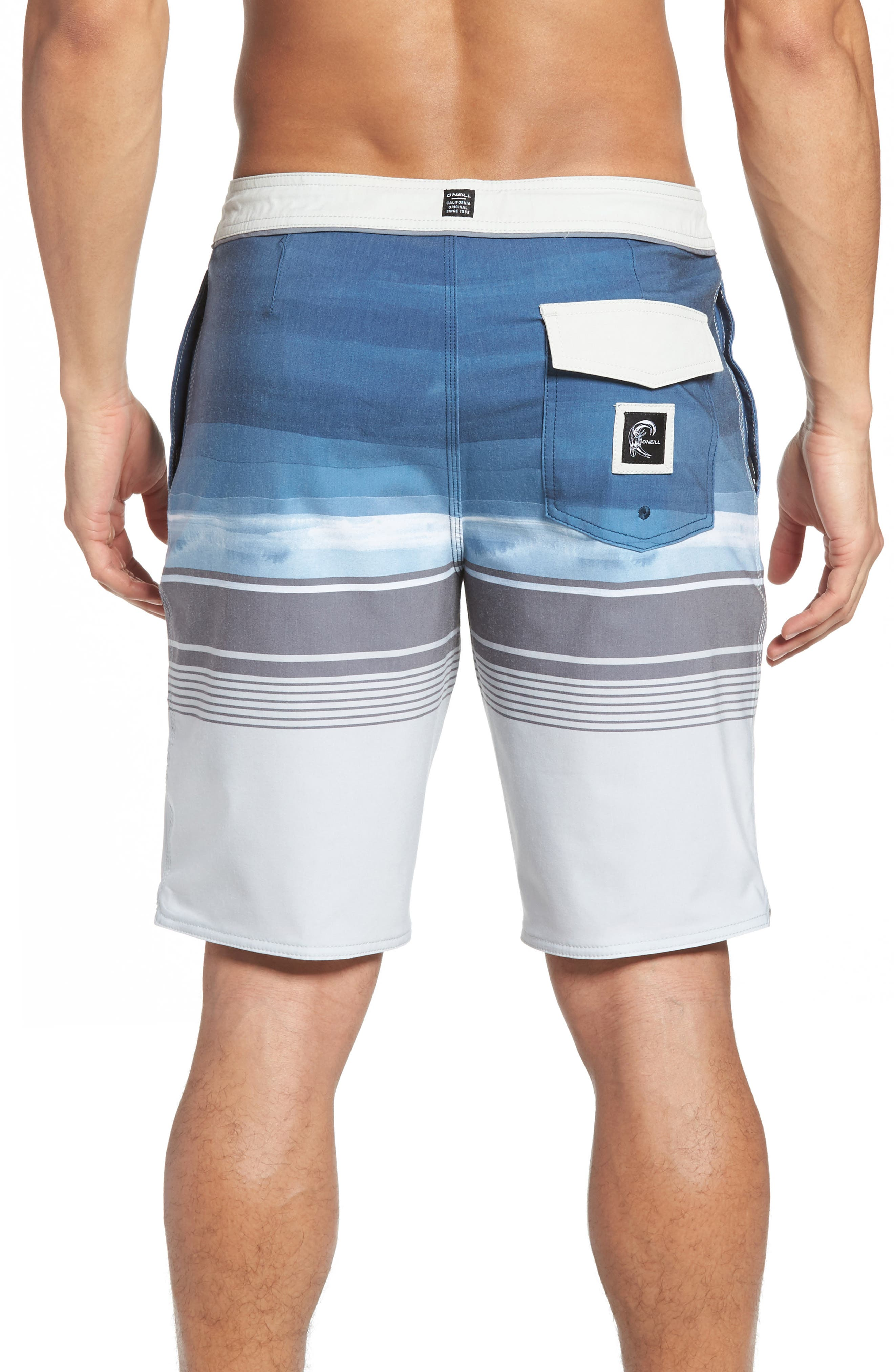 Hyperfreak Source Board Shorts,                             Alternate thumbnail 7, color,