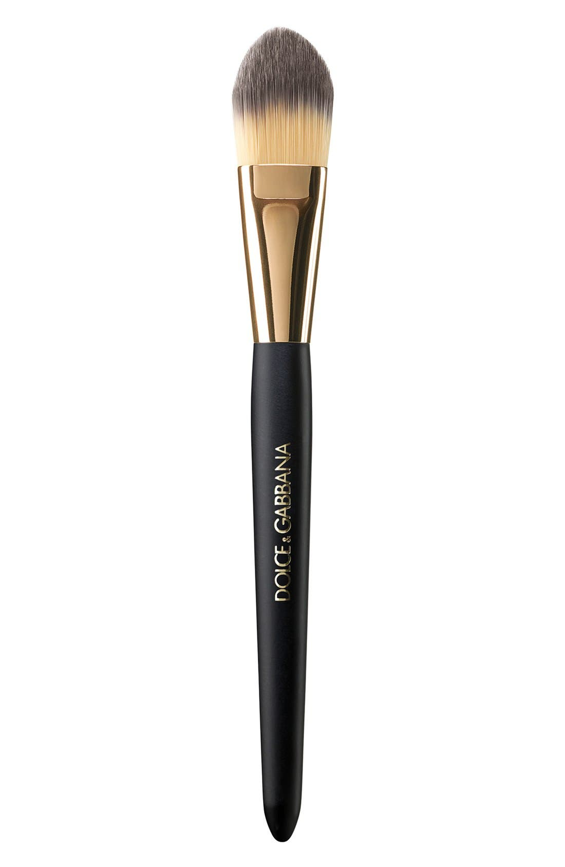 Foundation Brush,                         Main,                         color, 000