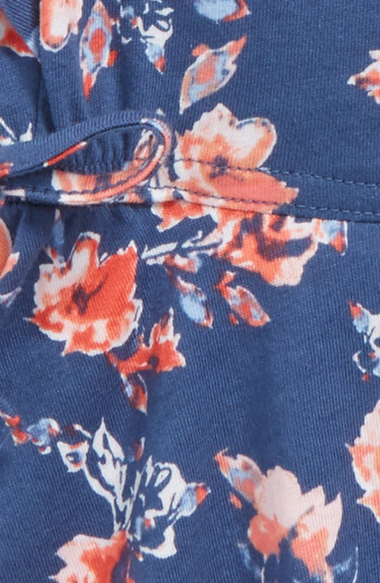 Ruffle Dress,                             Alternate thumbnail 3, color,                             430