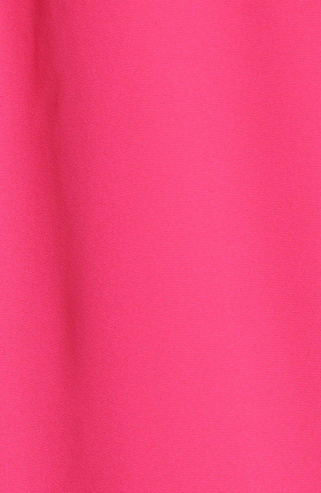 Pleat Back Sleeveless Split Neck Blouse,                             Alternate thumbnail 239, color,