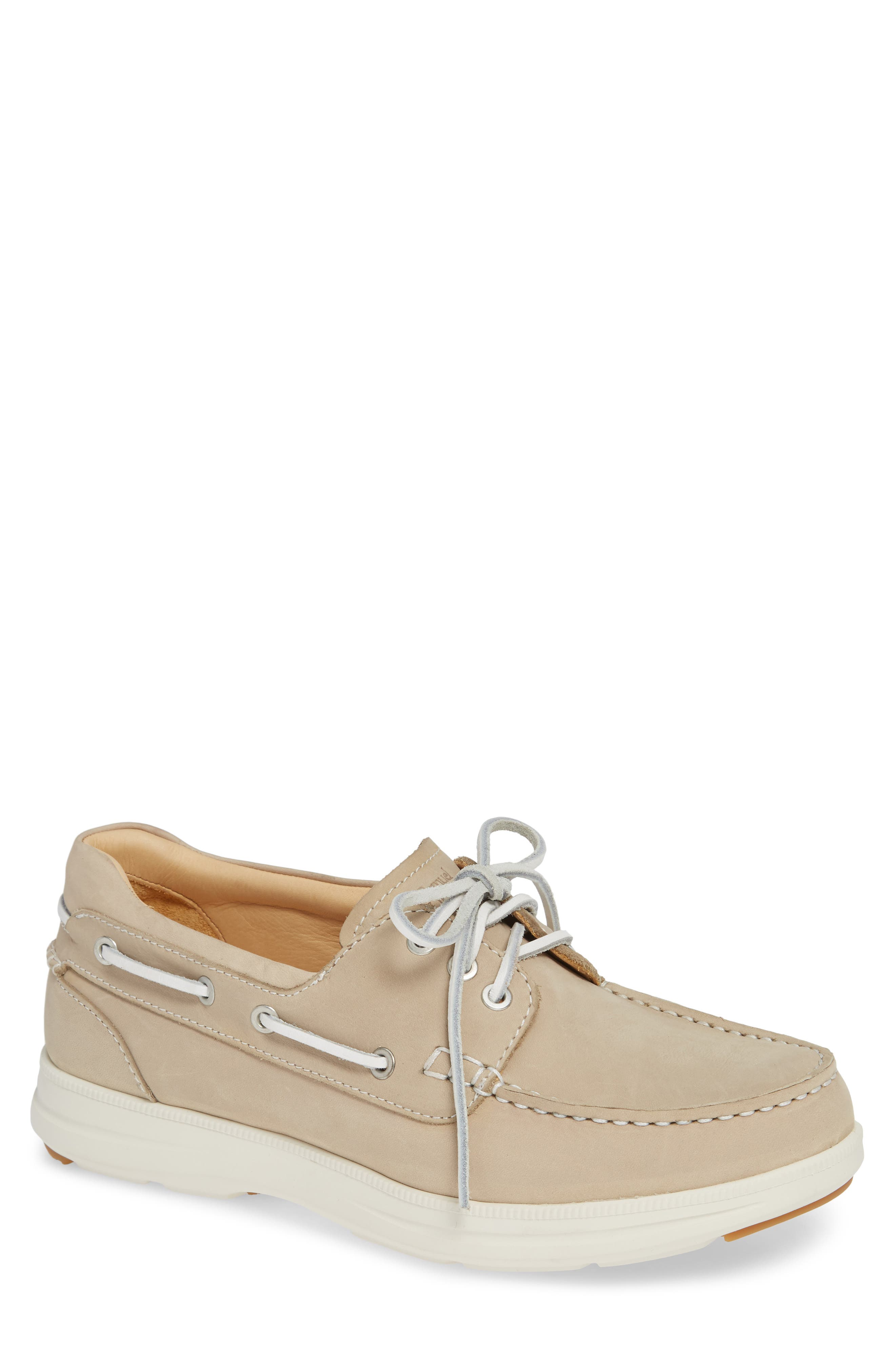 First Up Golf Shoe,                         Main,                         color, DRIFTWOOD NATURAL