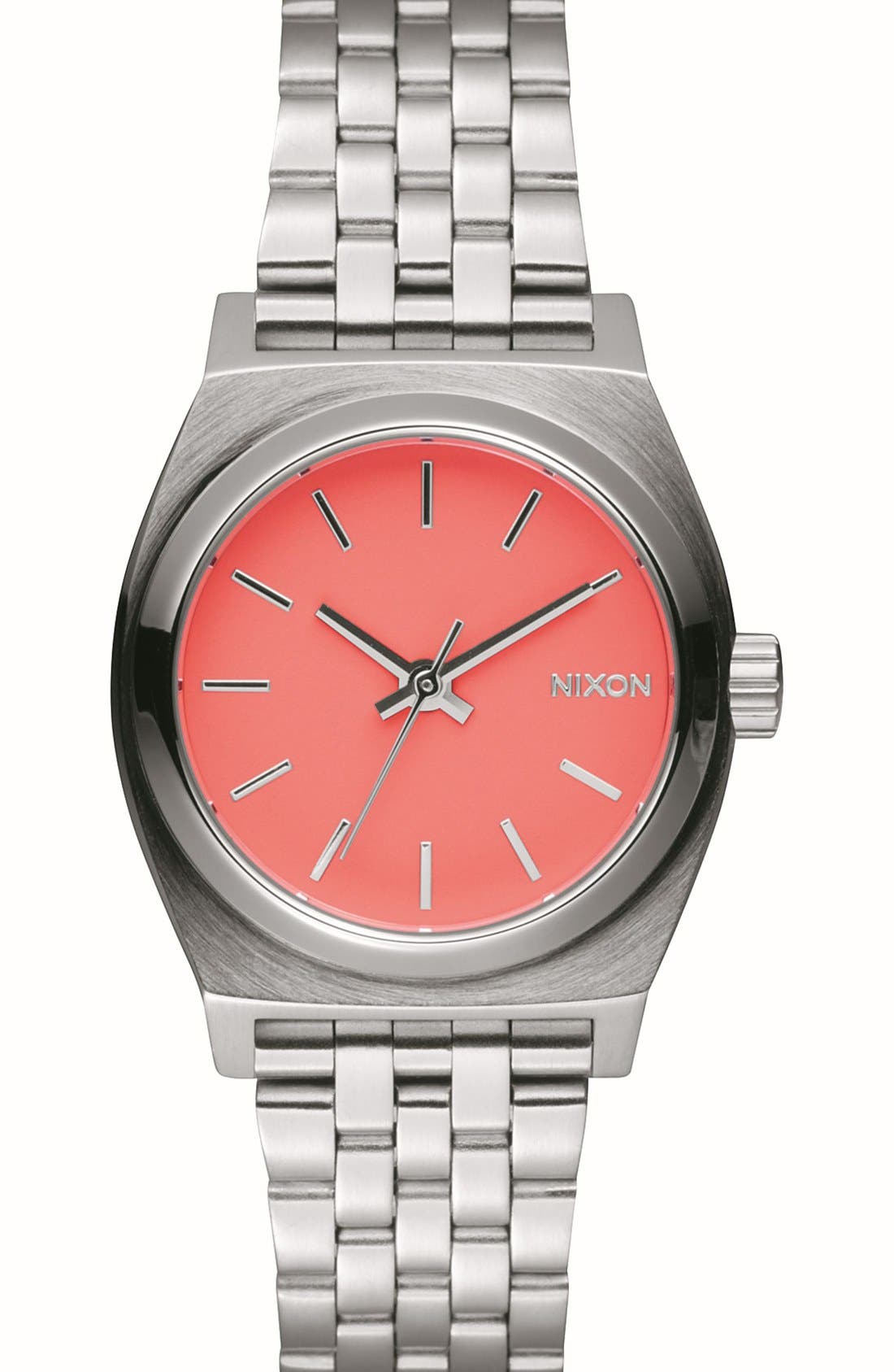 'The Small Time Teller' Bracelet Watch, 26mm,                             Main thumbnail 7, color,