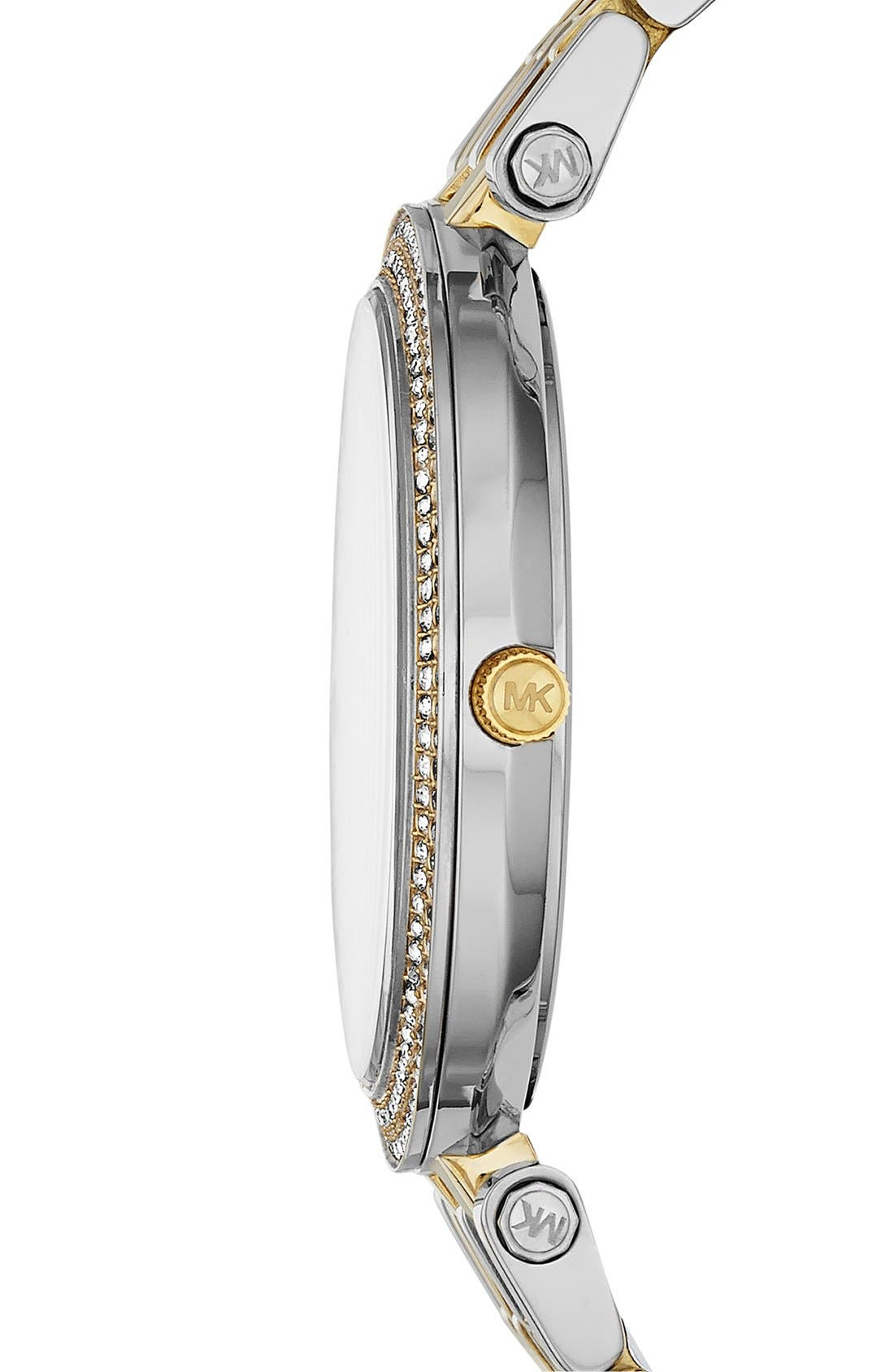 'Darci' Round Bracelet Watch, 39mm,                             Alternate thumbnail 24, color,