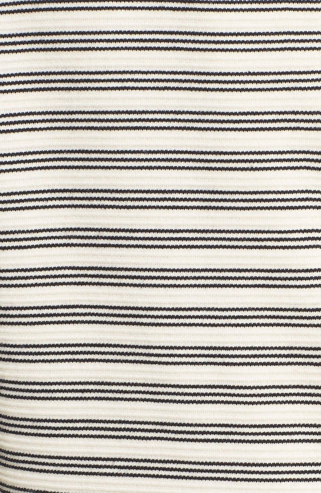 'La Brea' Funnel Neck Sweatshirt,                             Alternate thumbnail 2, color,                             100