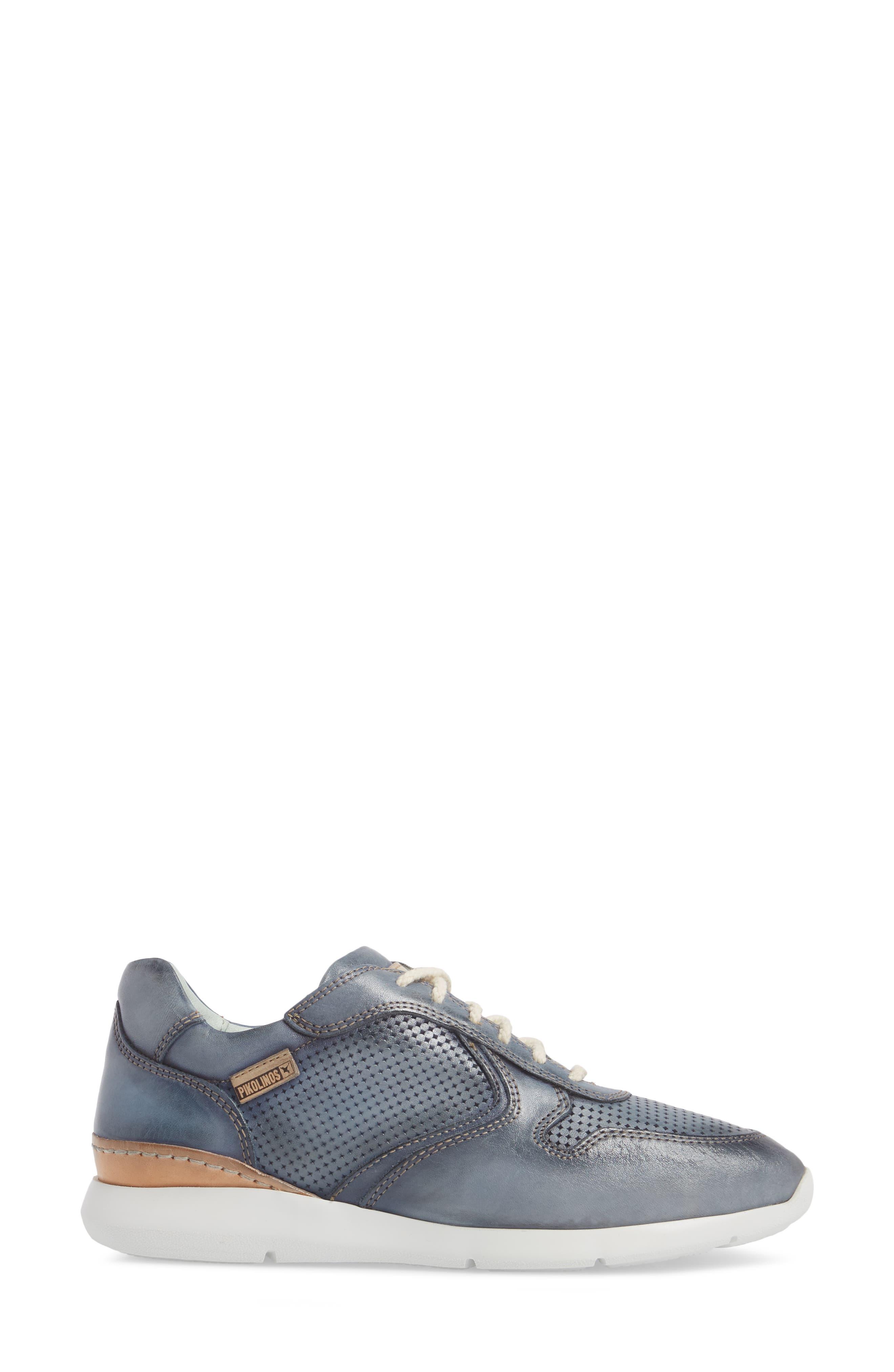Modena Sneaker,                             Alternate thumbnail 3, color,                             400