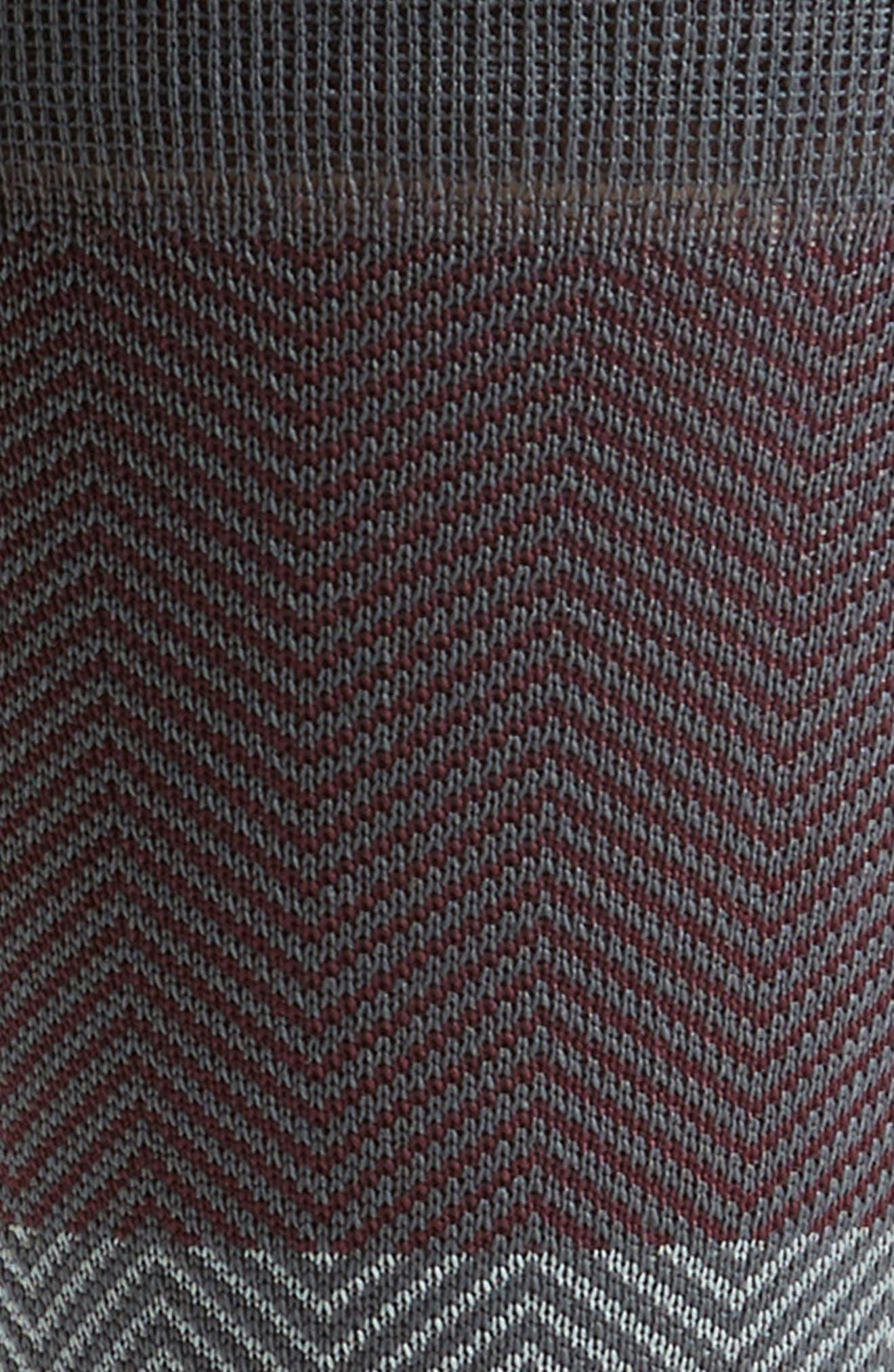 Herringbone Socks,                             Alternate thumbnail 5, color,
