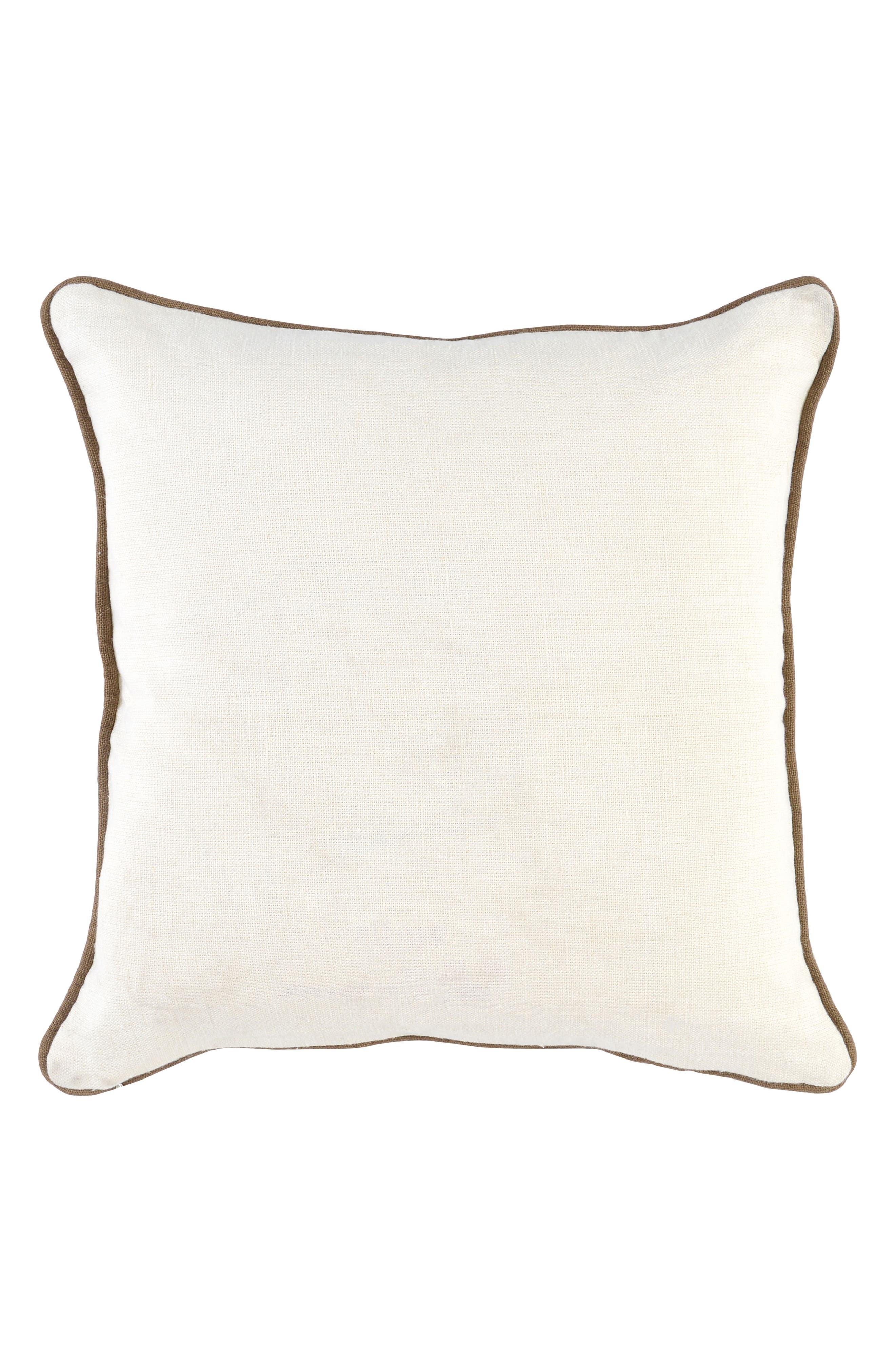 Sundew Accent Pillow,                             Alternate thumbnail 2, color,                             GOLD