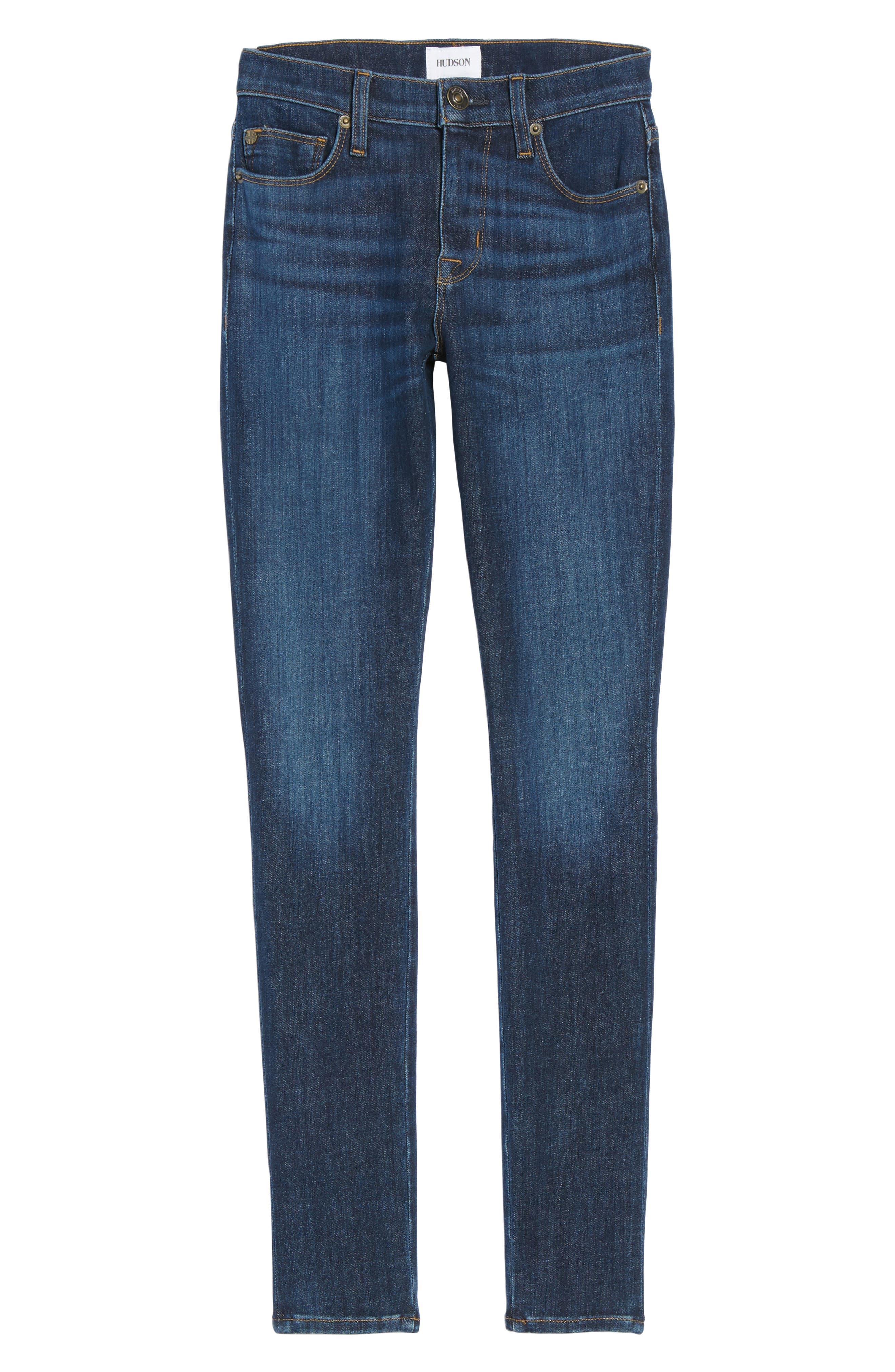 Nico Super Skinny Jeans,                             Alternate thumbnail 18, color,