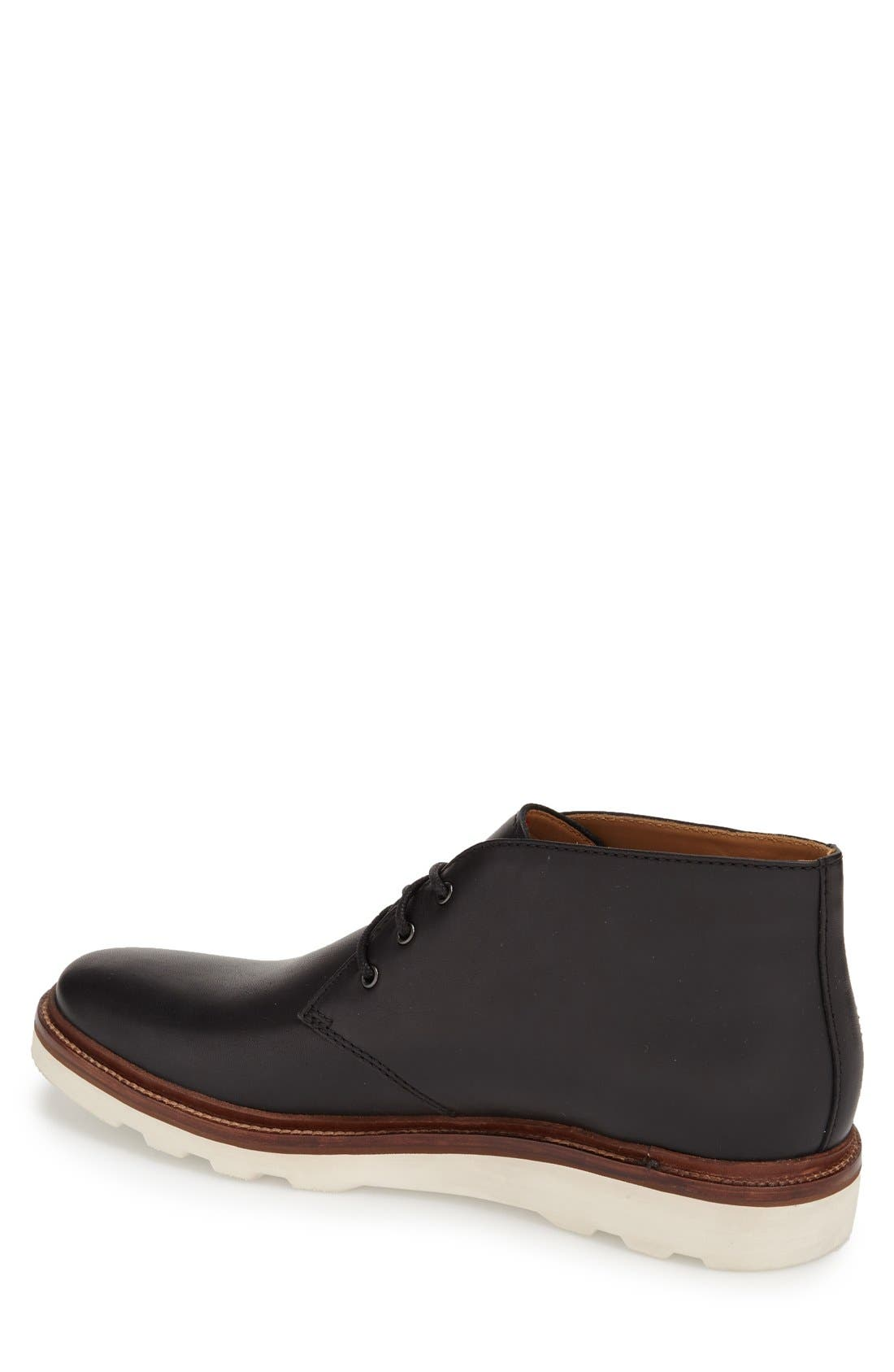COACH,                             'Bedford' Chukka Boot,                             Alternate thumbnail 2, color,                             001