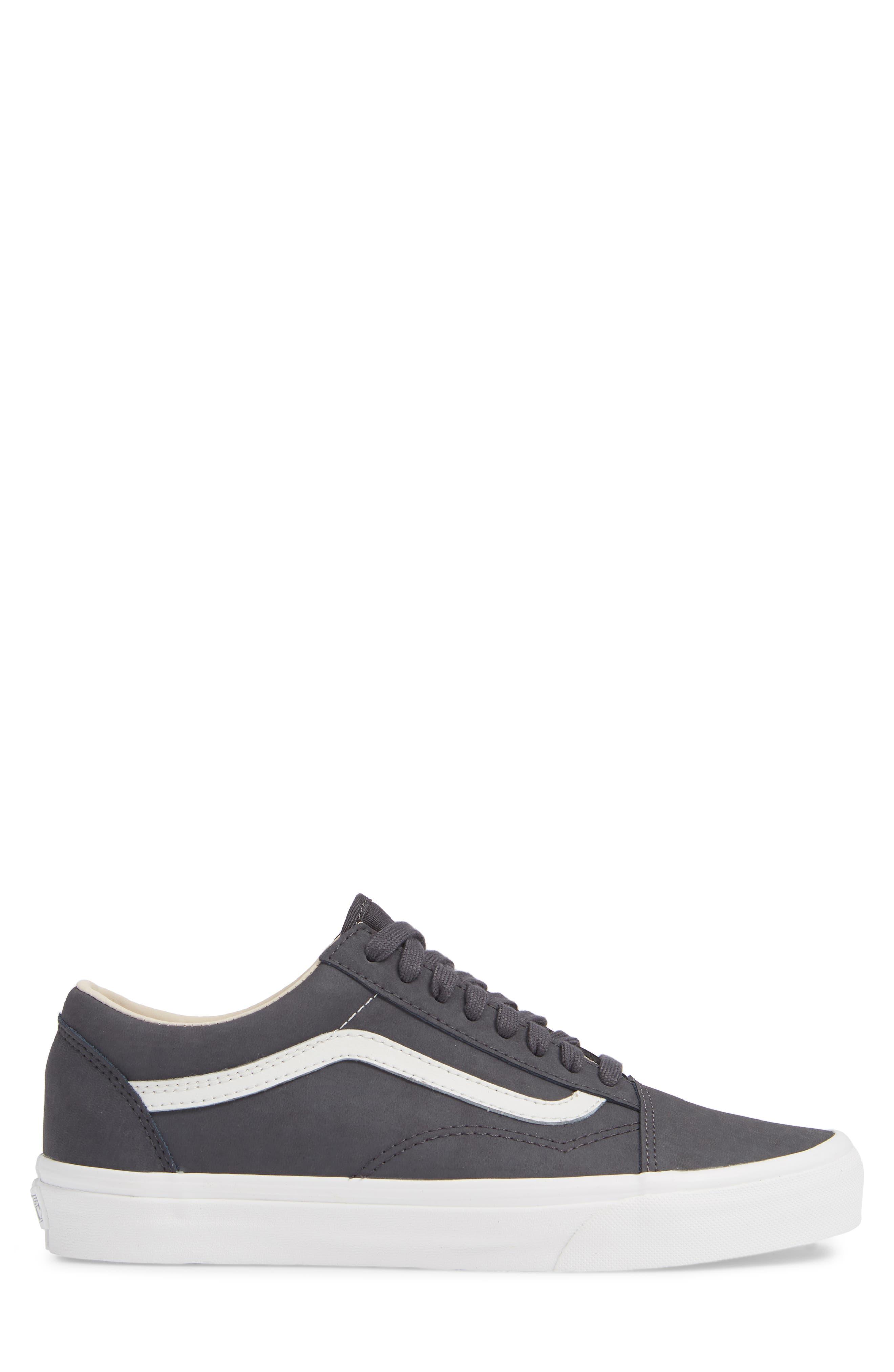 Buck Old Skool Sneaker,                             Alternate thumbnail 3, color,                             021