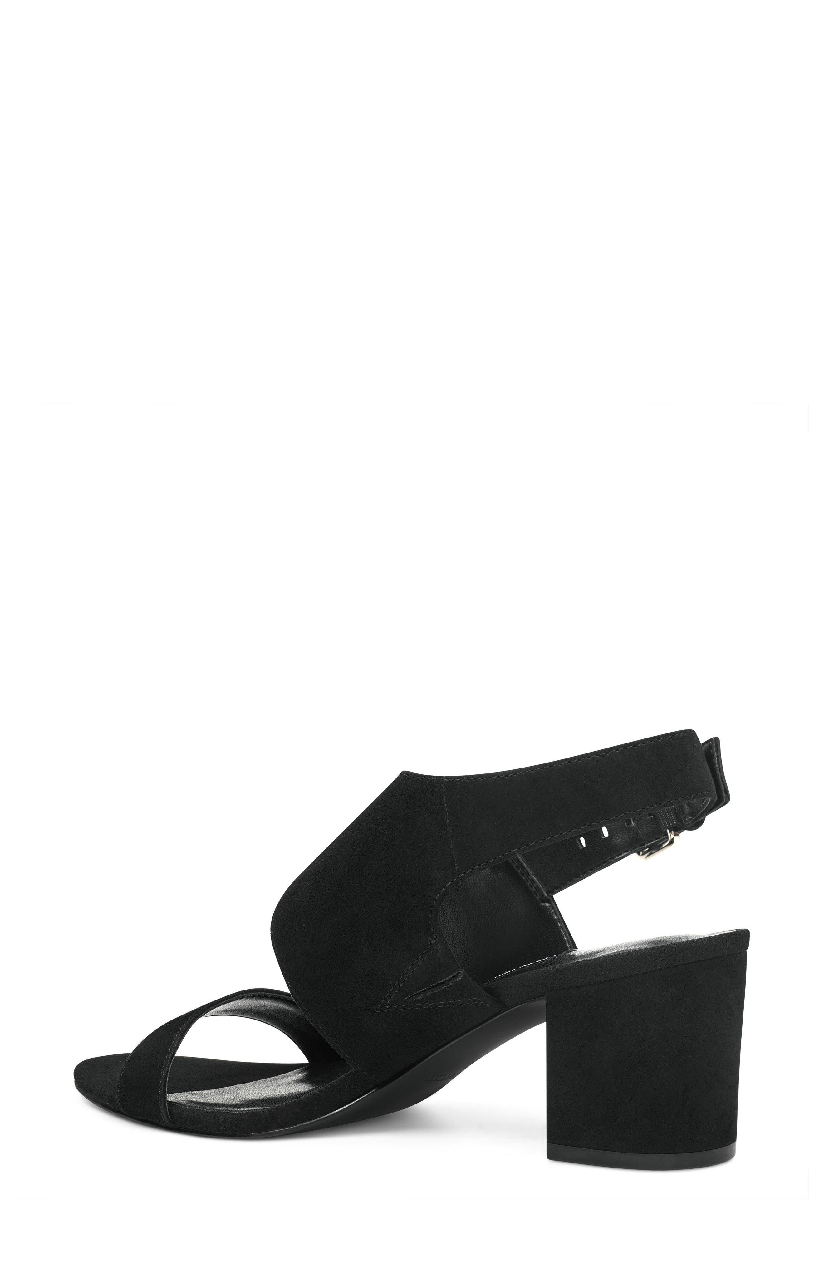Forli Asymmetrical Sandal,                             Alternate thumbnail 2, color,                             001